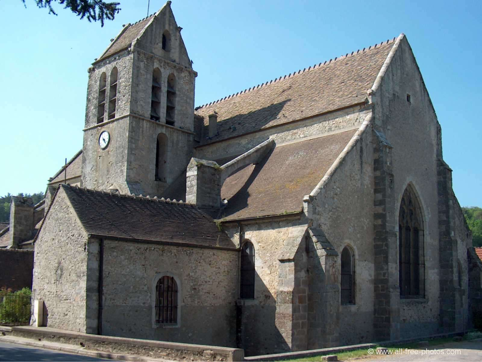 Eglise de Villeconin - France