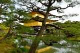 Kinkaku-ji temple - Arashiyama district - Kyoto - Japan