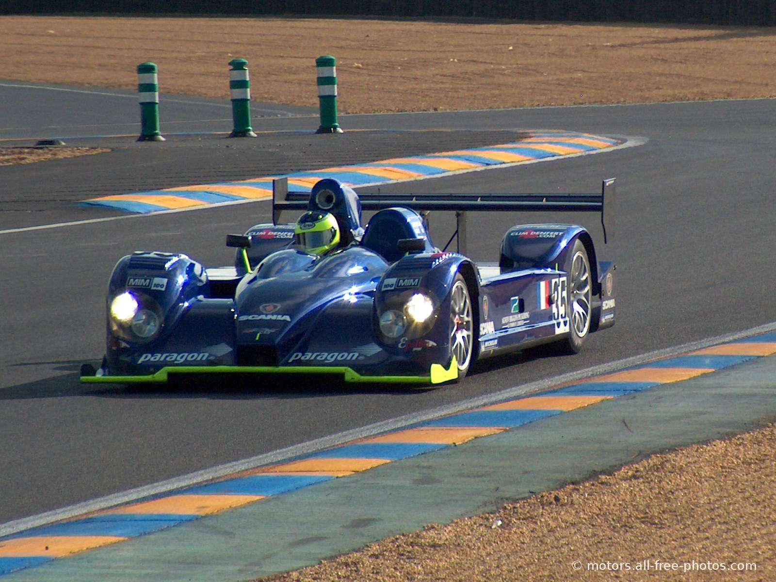 Courage JPX P2 - Le Mans 2004
