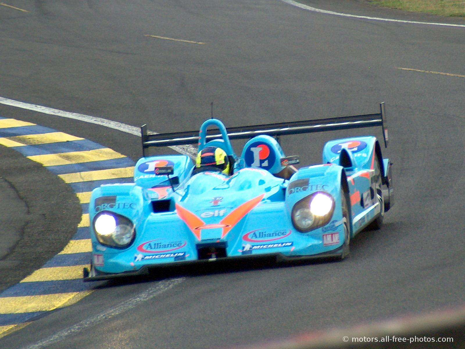 Courage AER P2 - Le Mans 2004