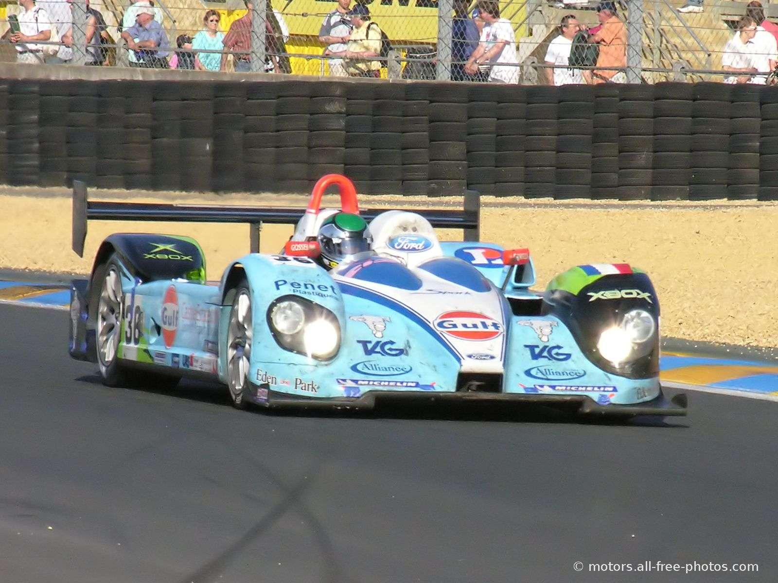 Courage Ford - Le Mans 2005