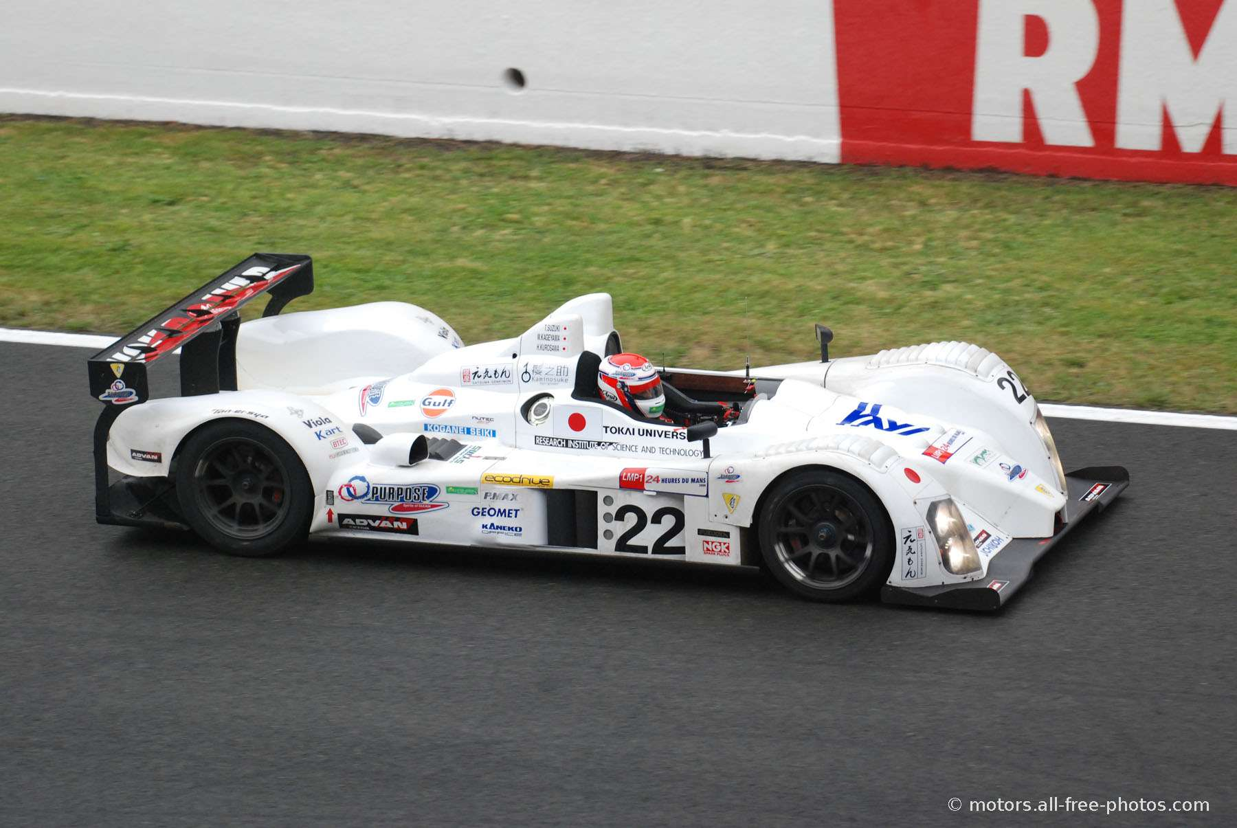 Courage Oreca YGK
