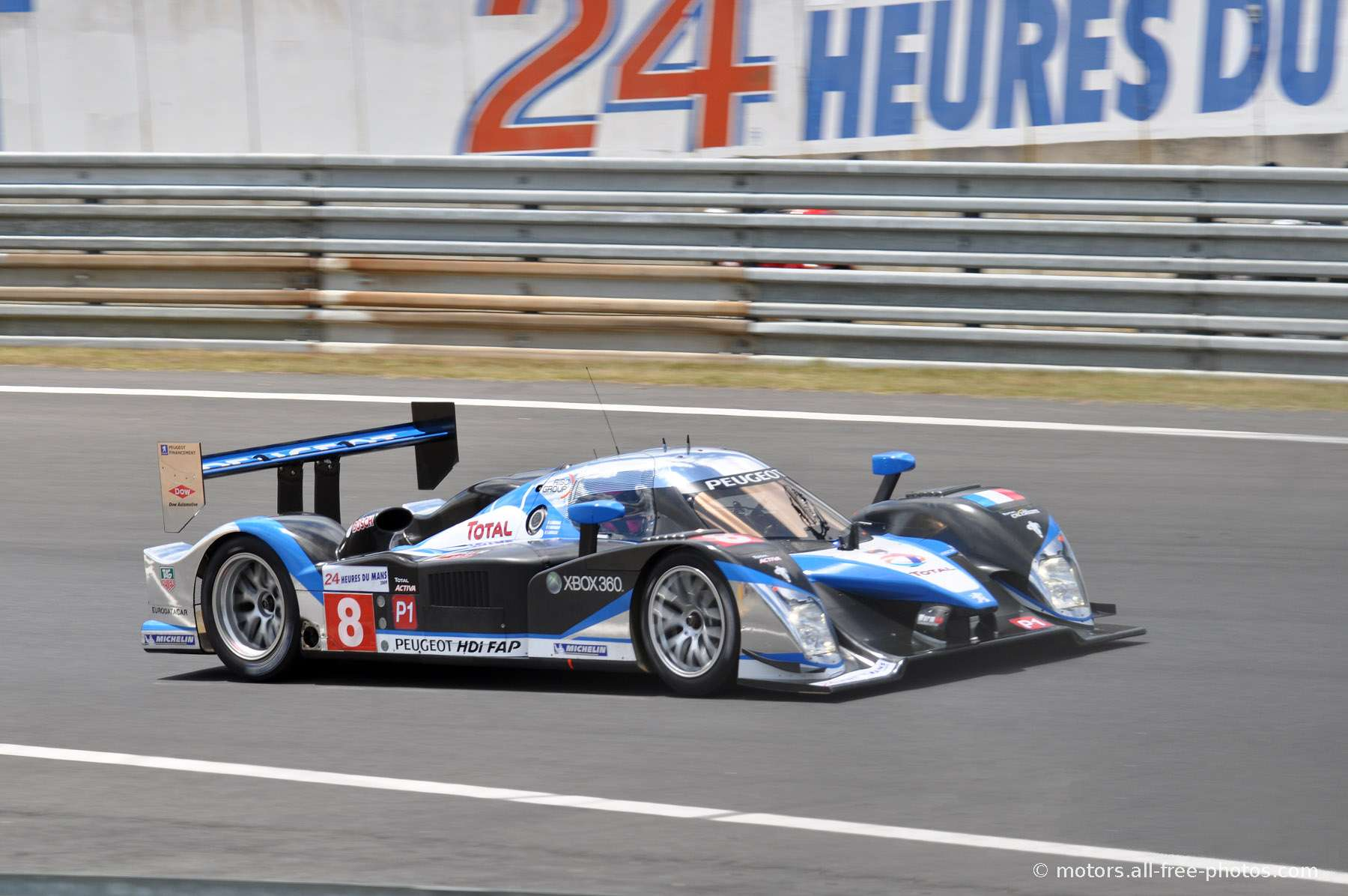Photo peugeot 908 hdi fap 8 second
