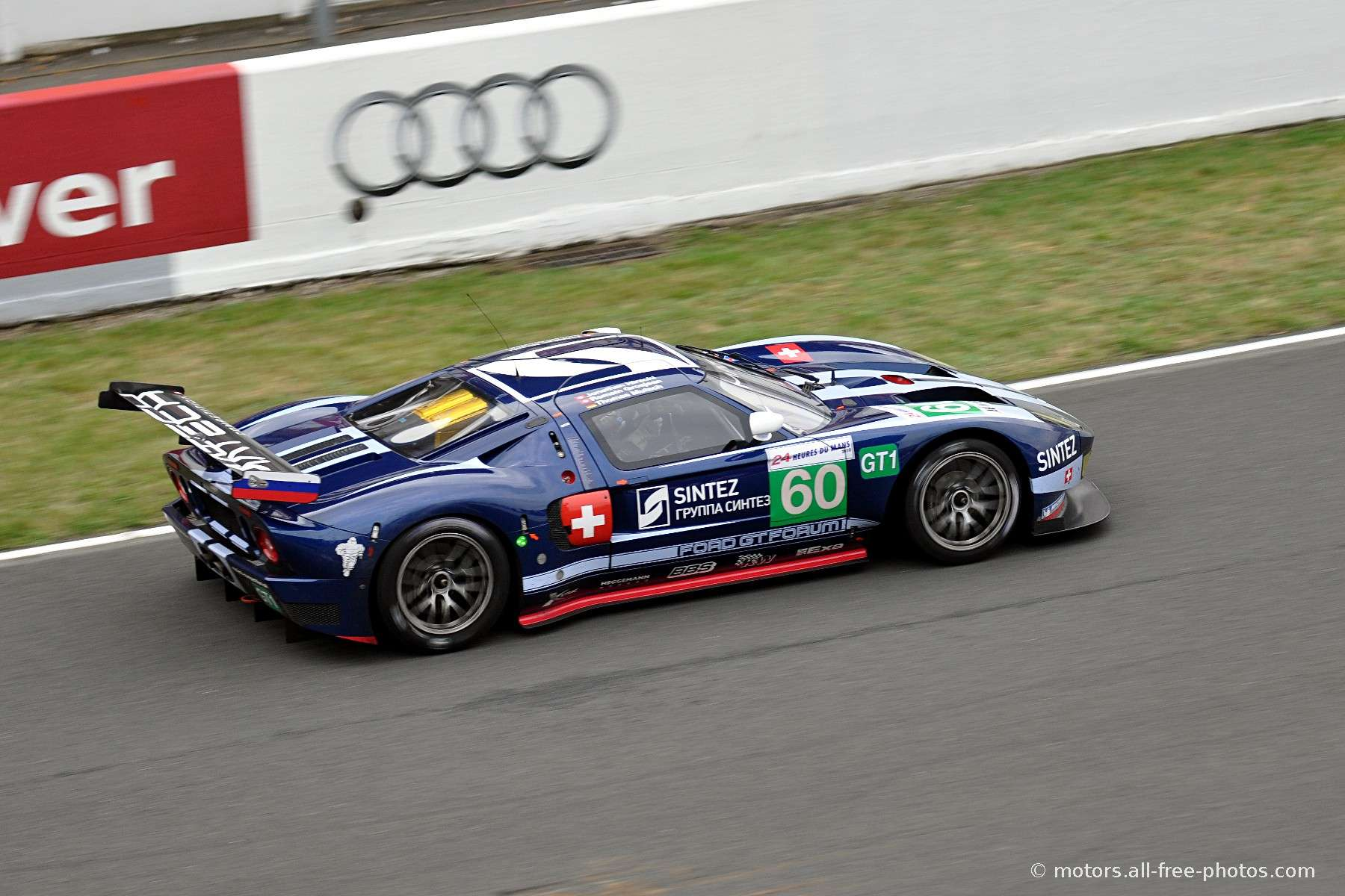 Ford GT - Team Matech Competition