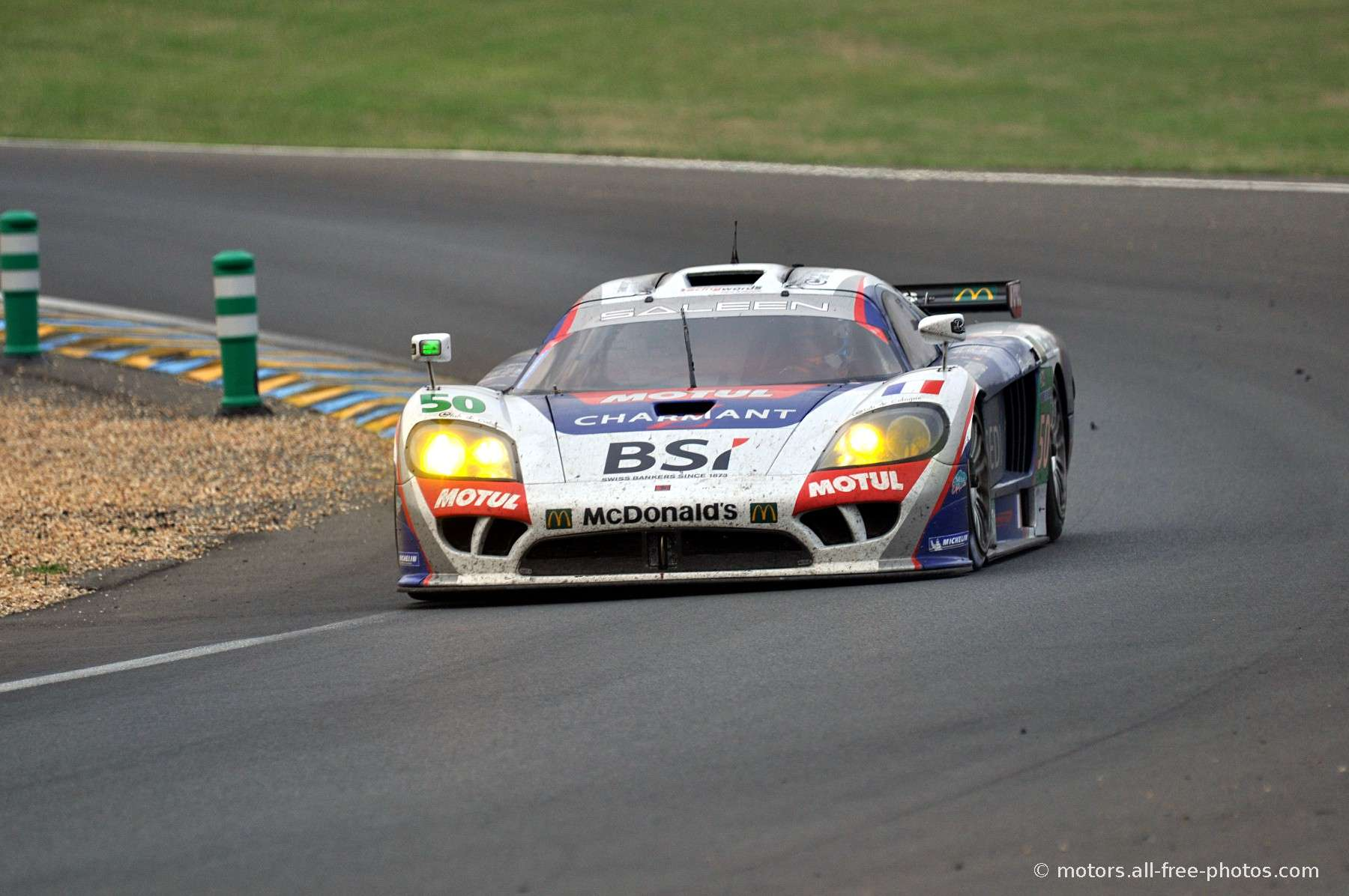Saleen S7R - Team Larbre Competition