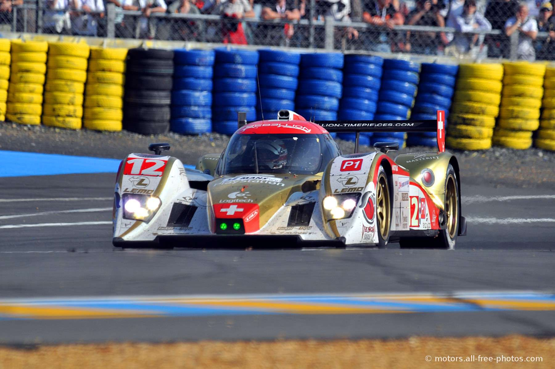 Lola B09/60 Rebellion - Team Rebellion Racing