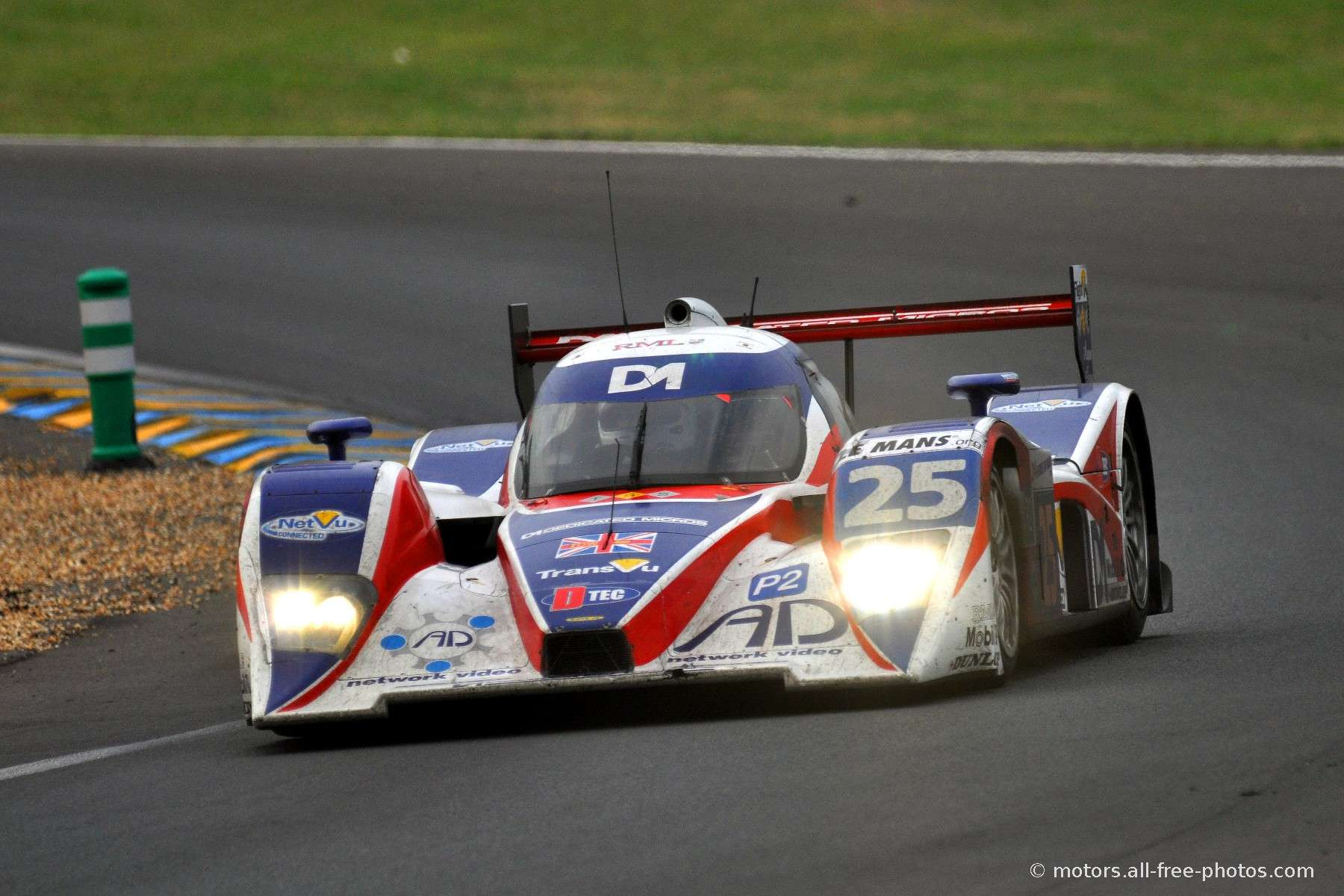 Lola B08/80 HPD - Team Ray Mallock Limited