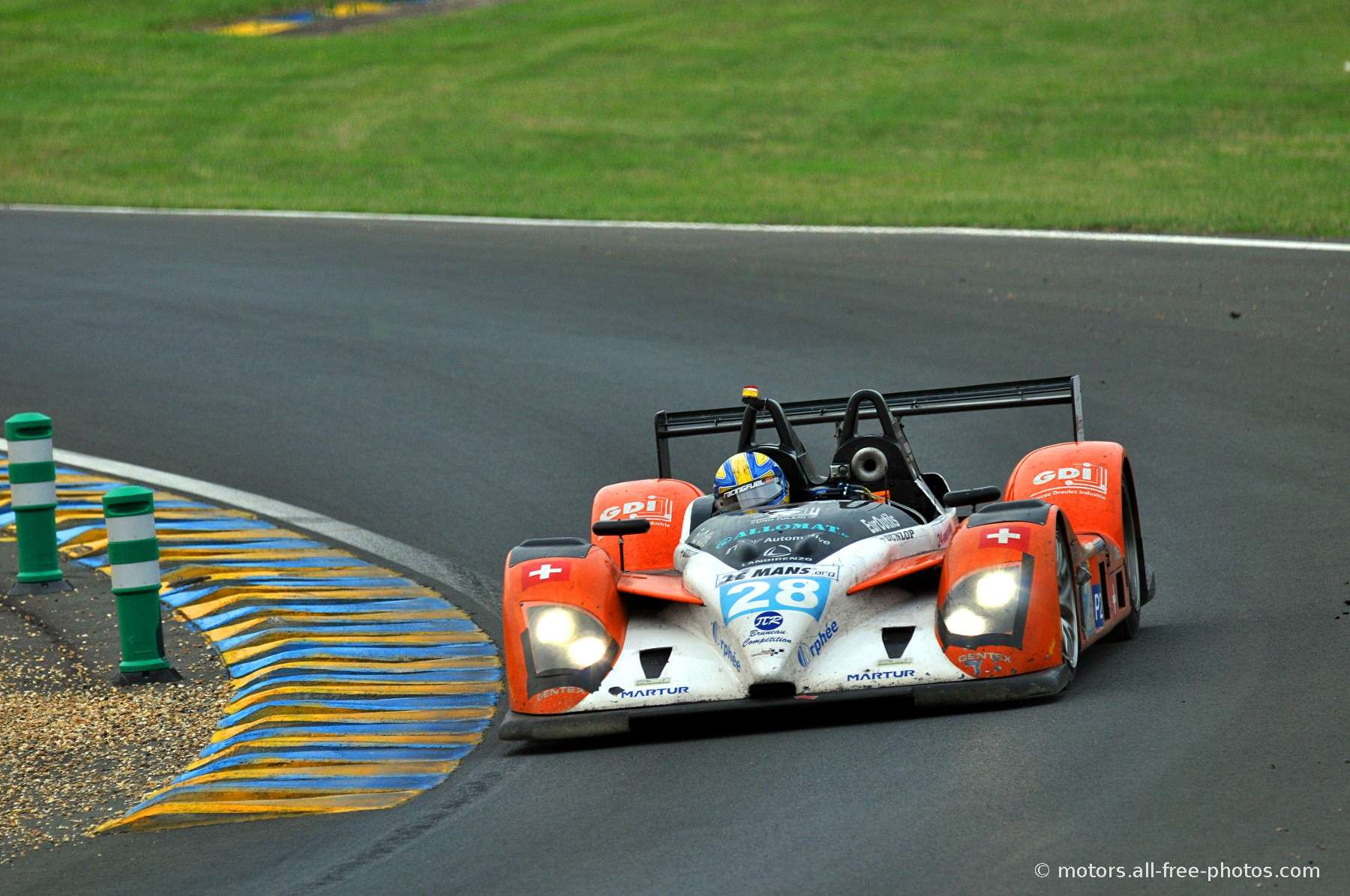 Radical SR9 Judd - Team Race Performance