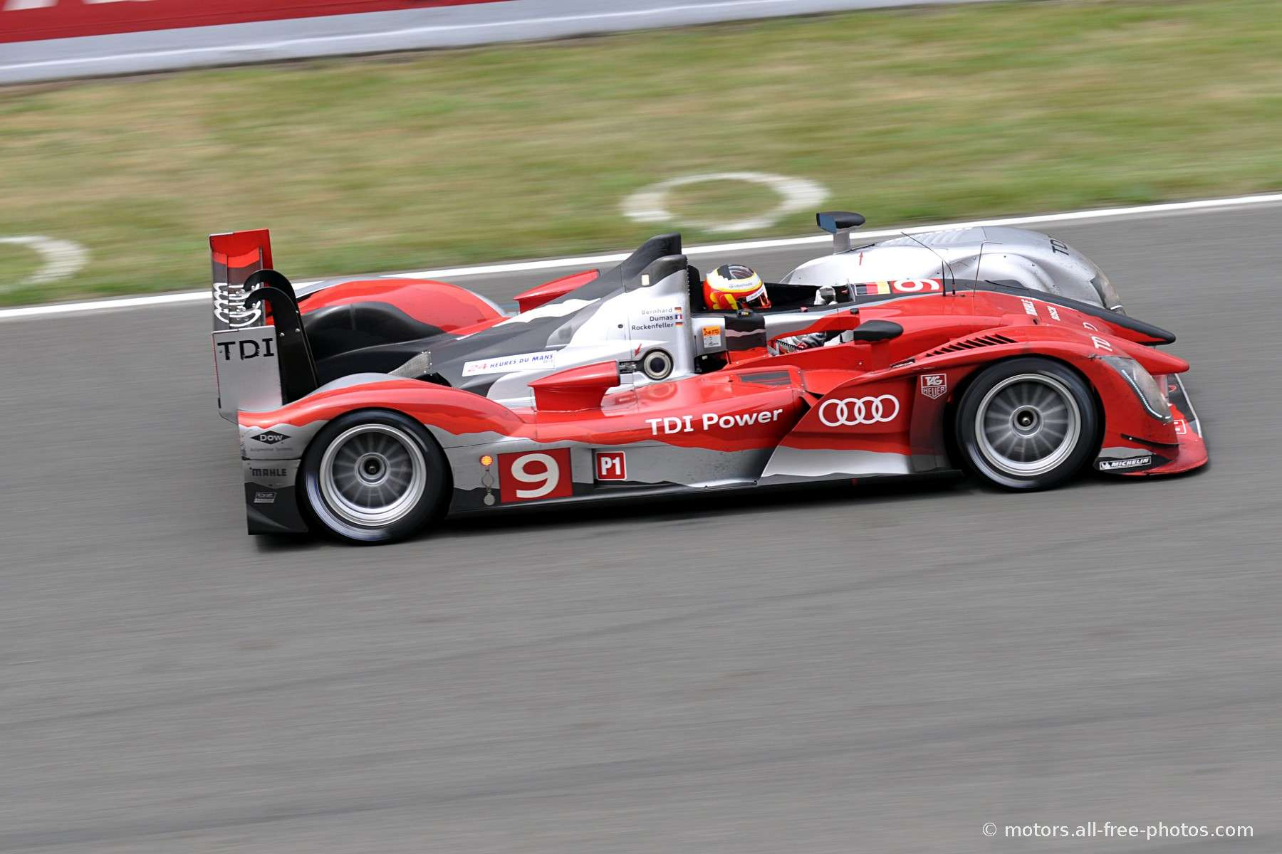 Audi R15+ TDI - Team Audi Sport North America