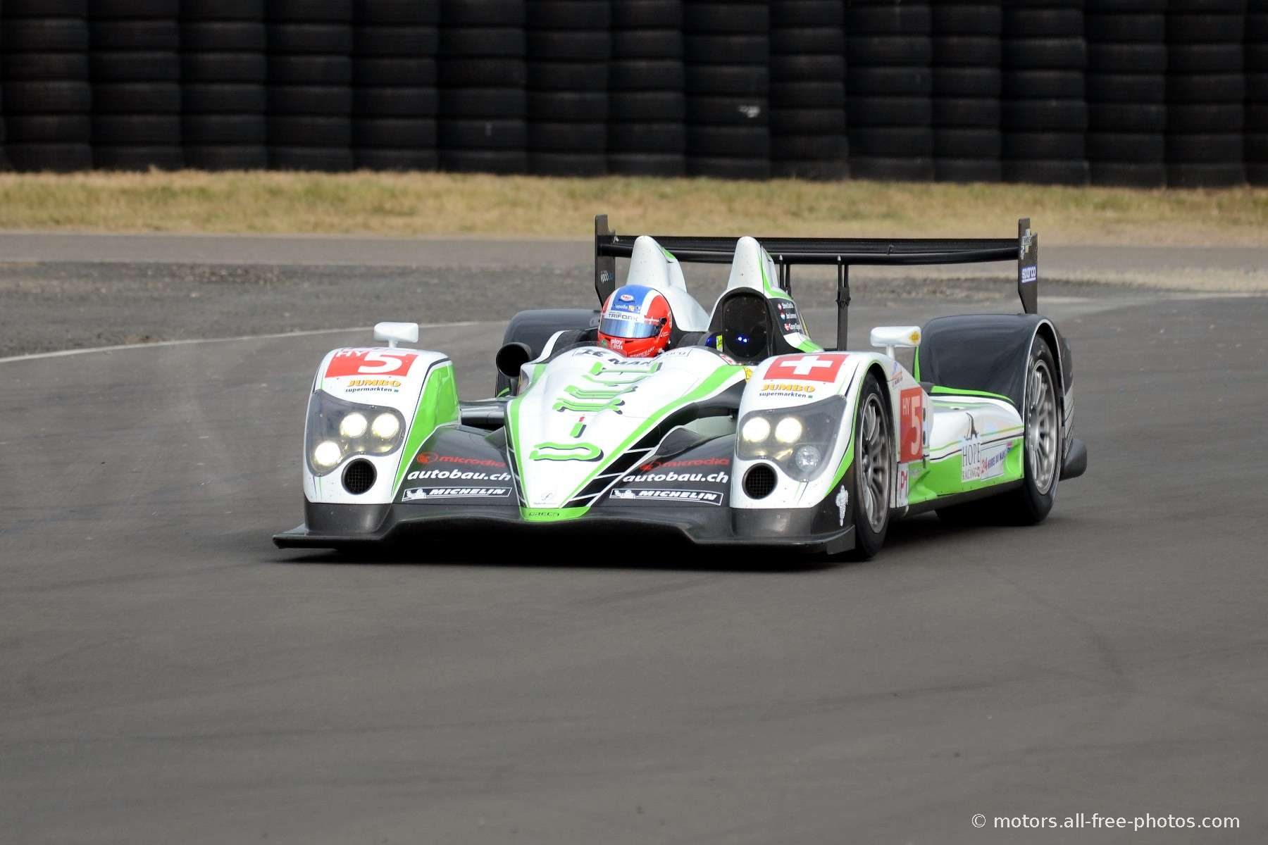 Oreca Swiss HY Tech Hybrid - Team Hope Racing