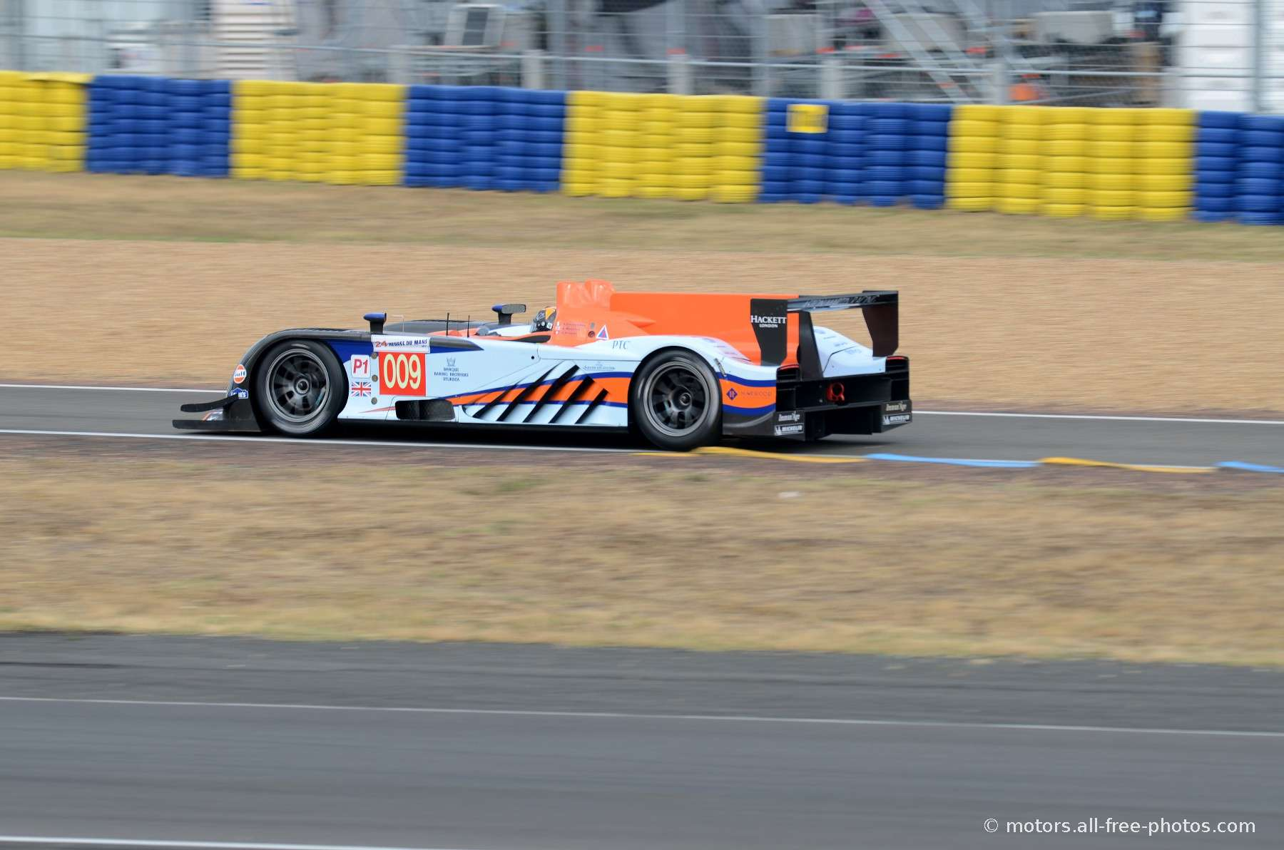 Aston Martin AMR-One - Team Astom Martin Racing