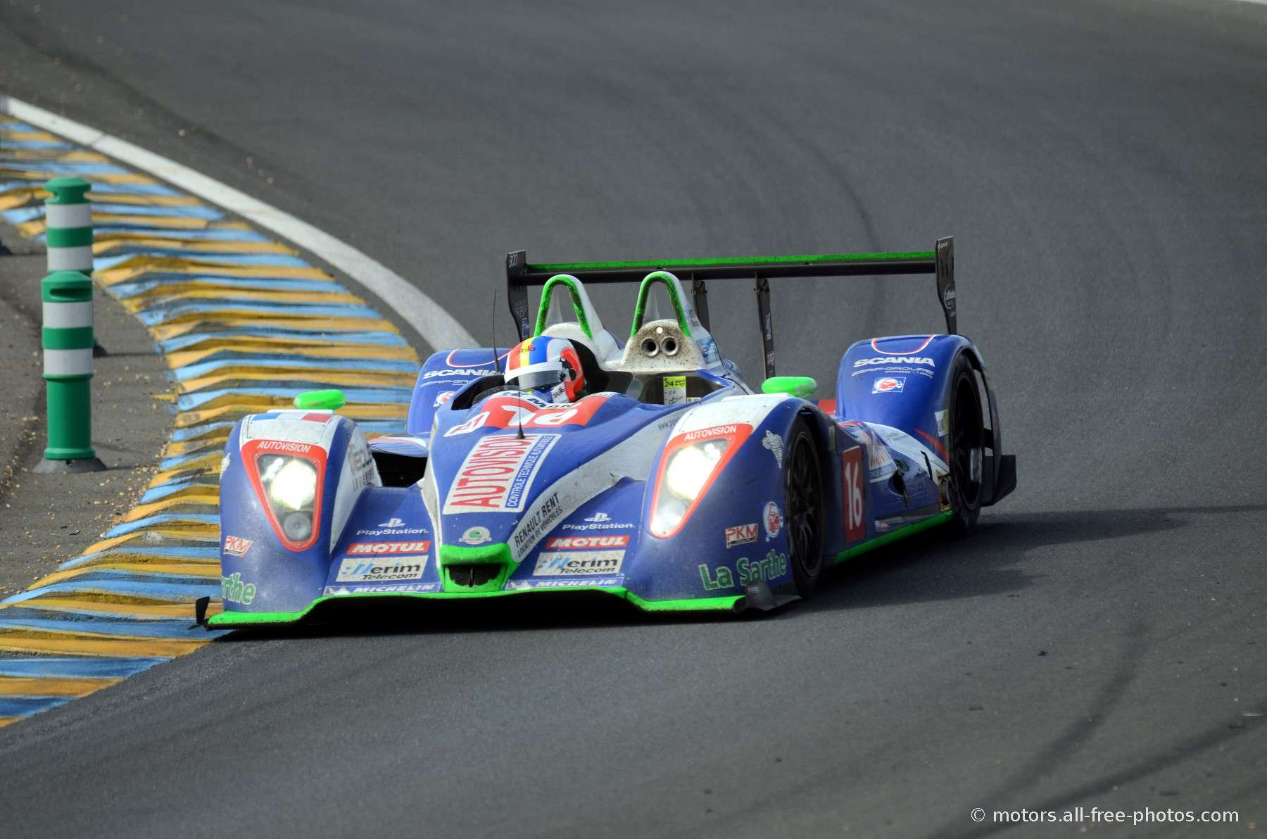 Pescarolo-Judd - Team Pescarolo
