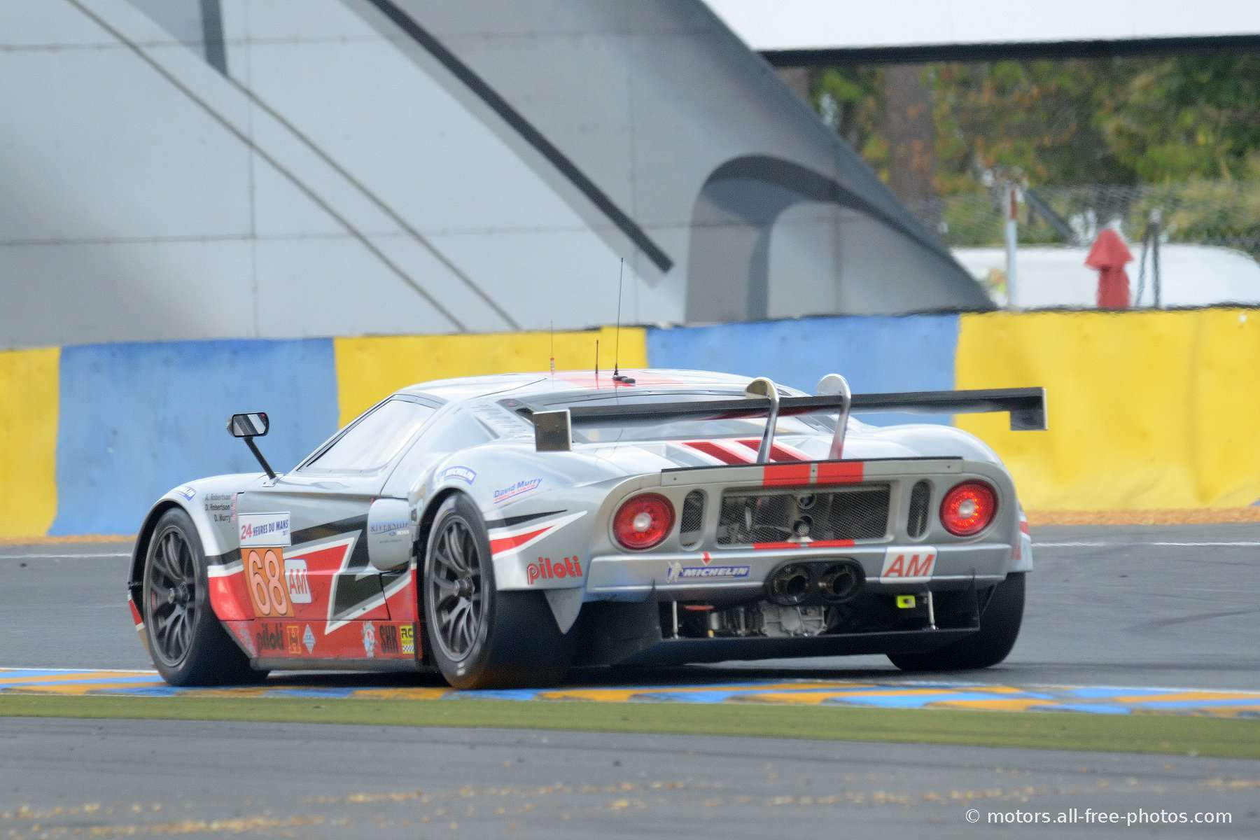 Ford GT-Doran - Team Robertson Racing
