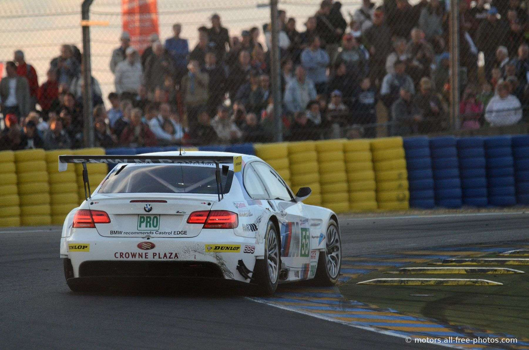 BMW M3 - Team BMW Motorsport