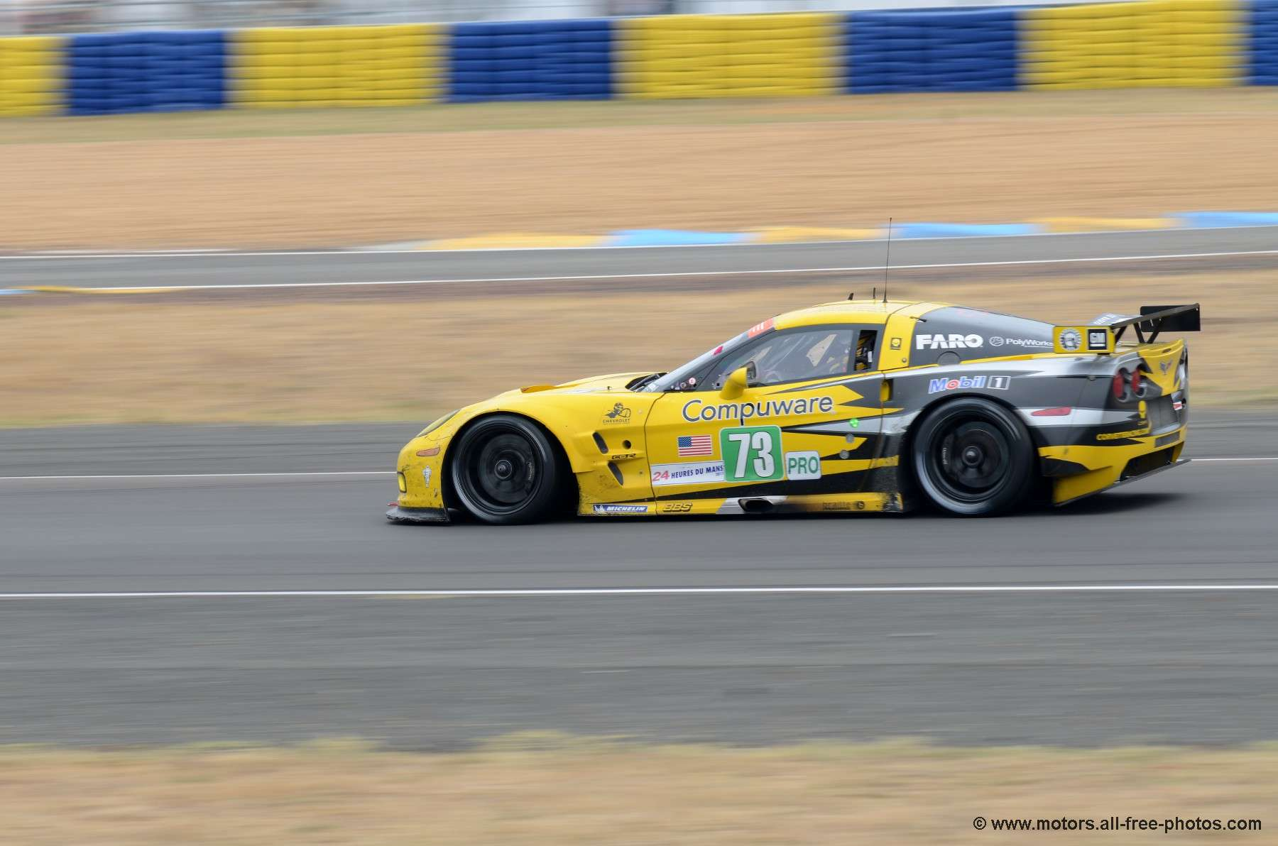 Corvette C6 ZR1 - Team Corvette Racing