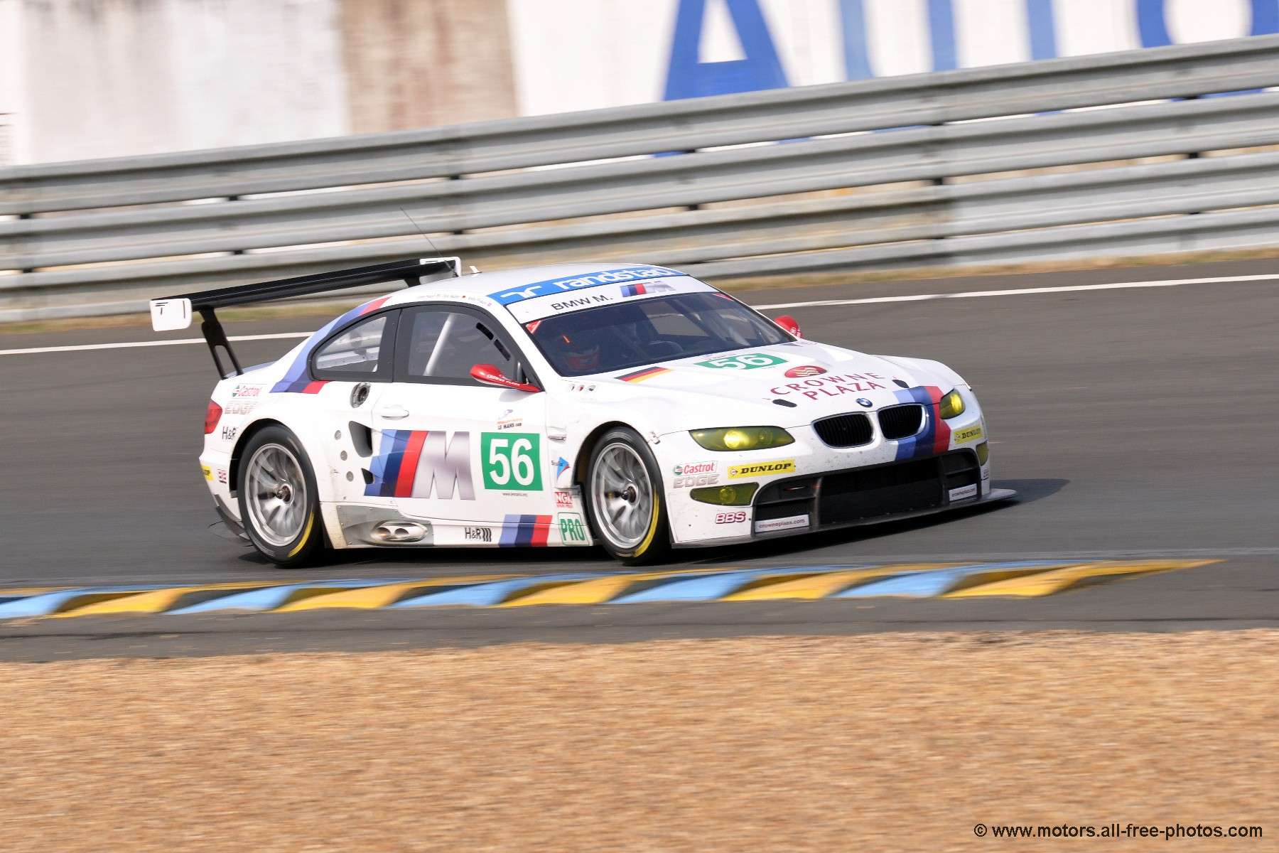 BMW M3 GT - Team BMW Motorsport