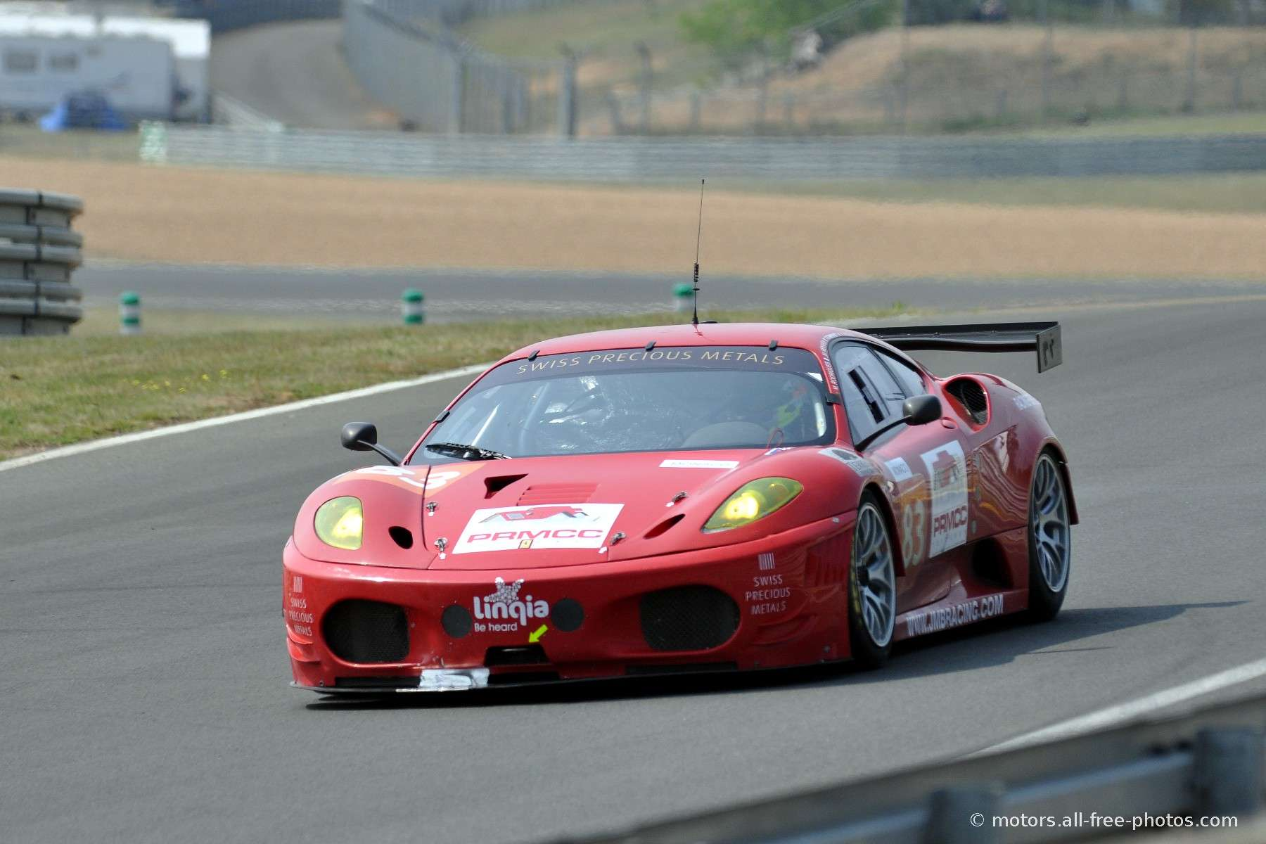 Ferrari F430 - Team JMB RAcing