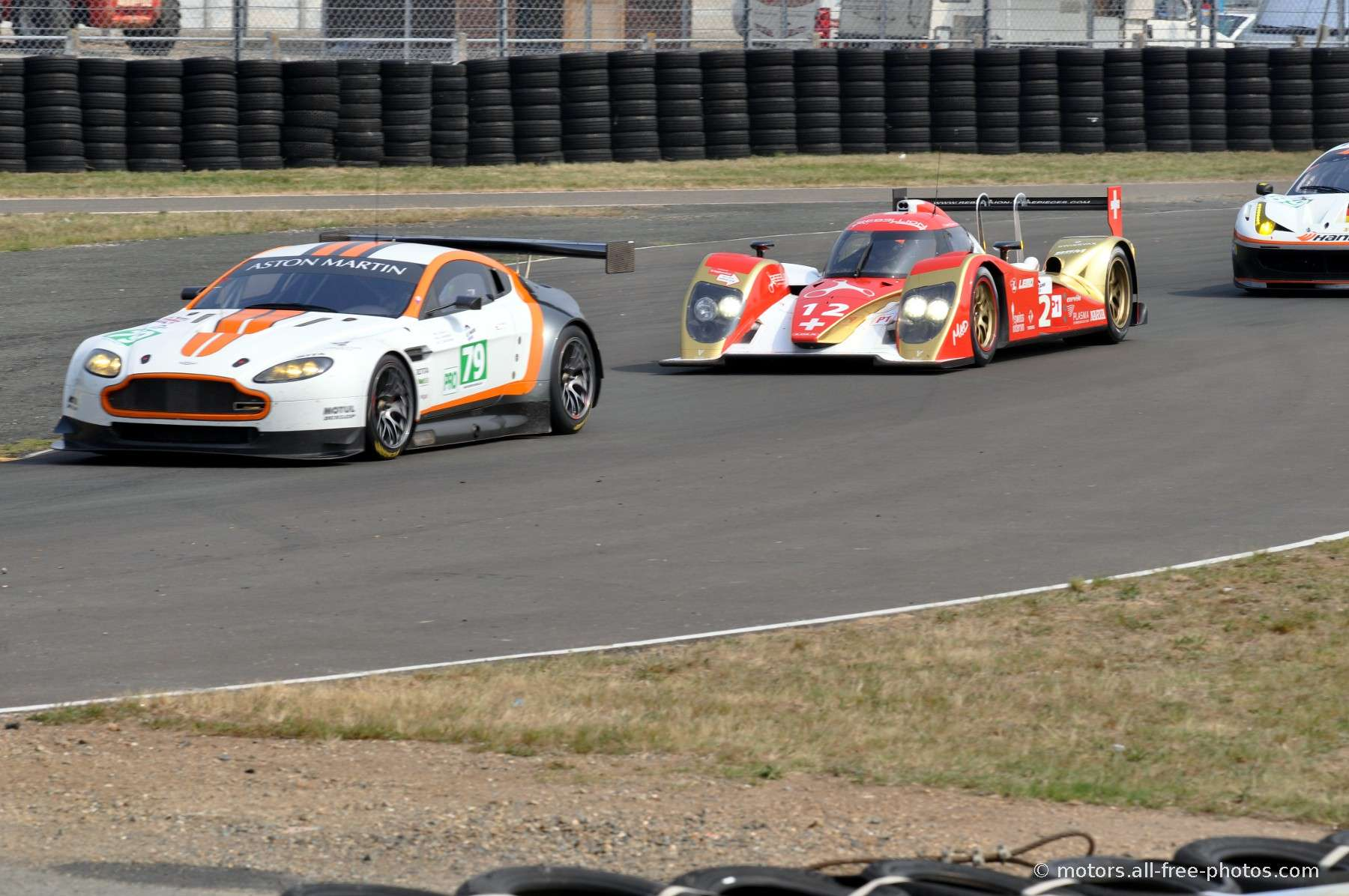 Lola B 10/60 Coupé Toyota - Team Rebellion Racing