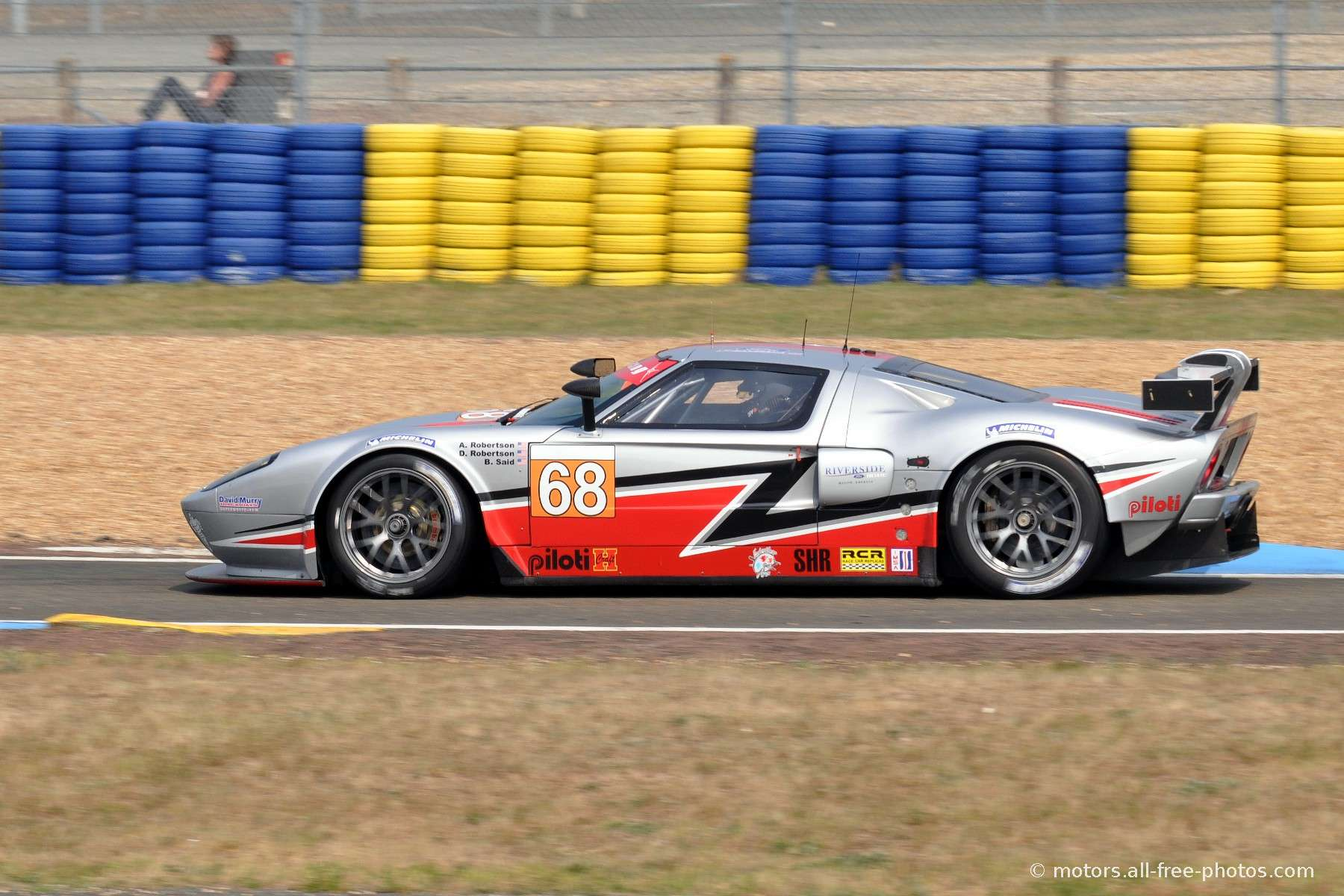 Ford GT Doran - Team Robertson Racing