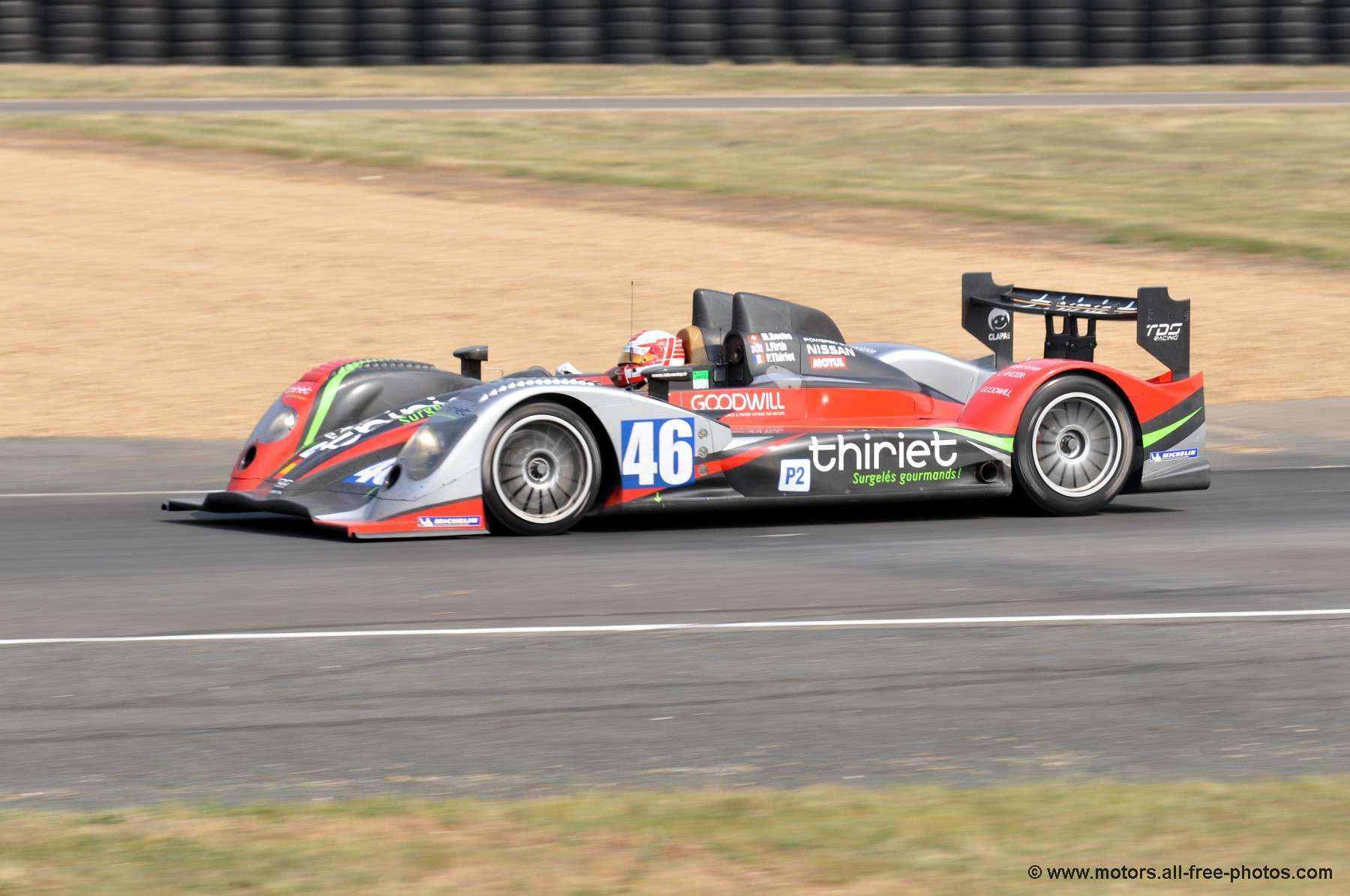 Oreca 03 Nissan - Team TDS Racing