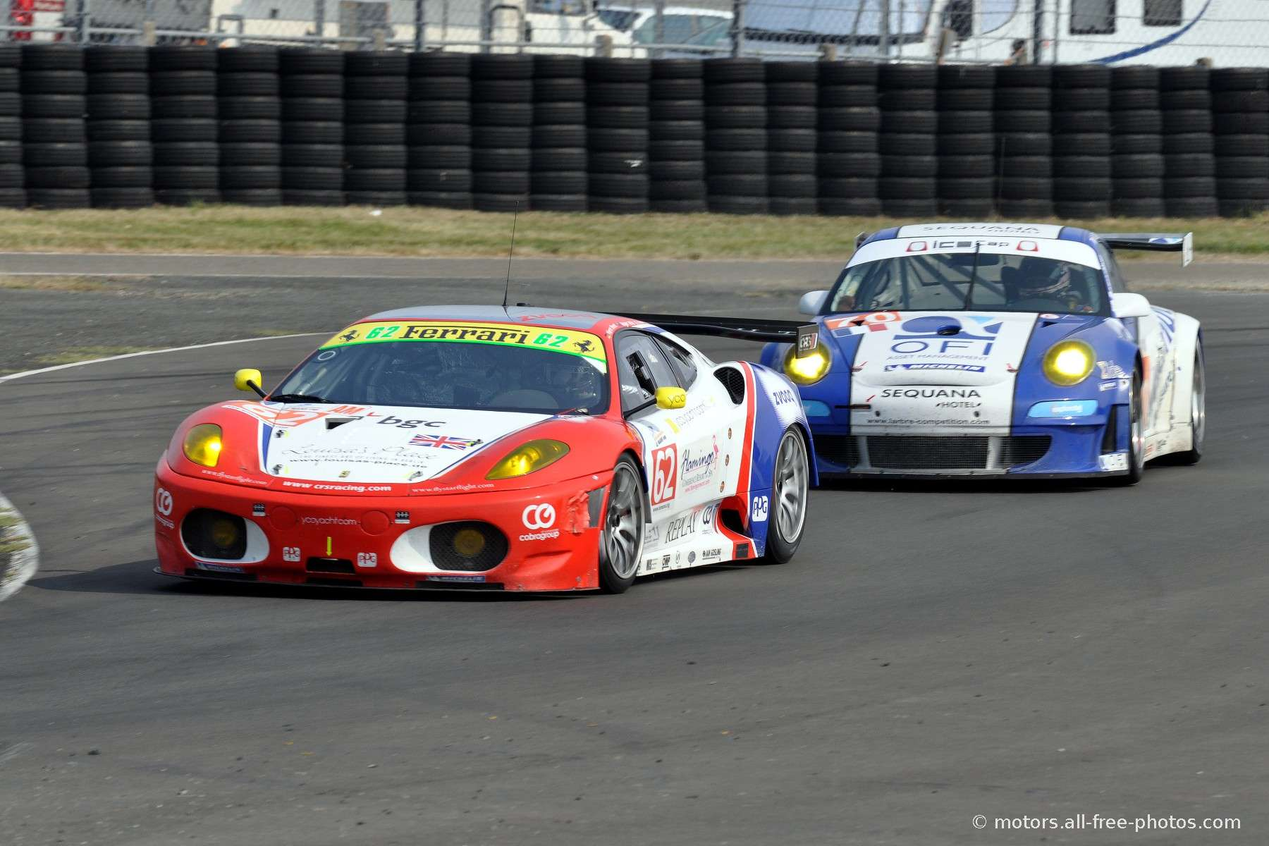 Ferrari F430 - Team CRS Racing