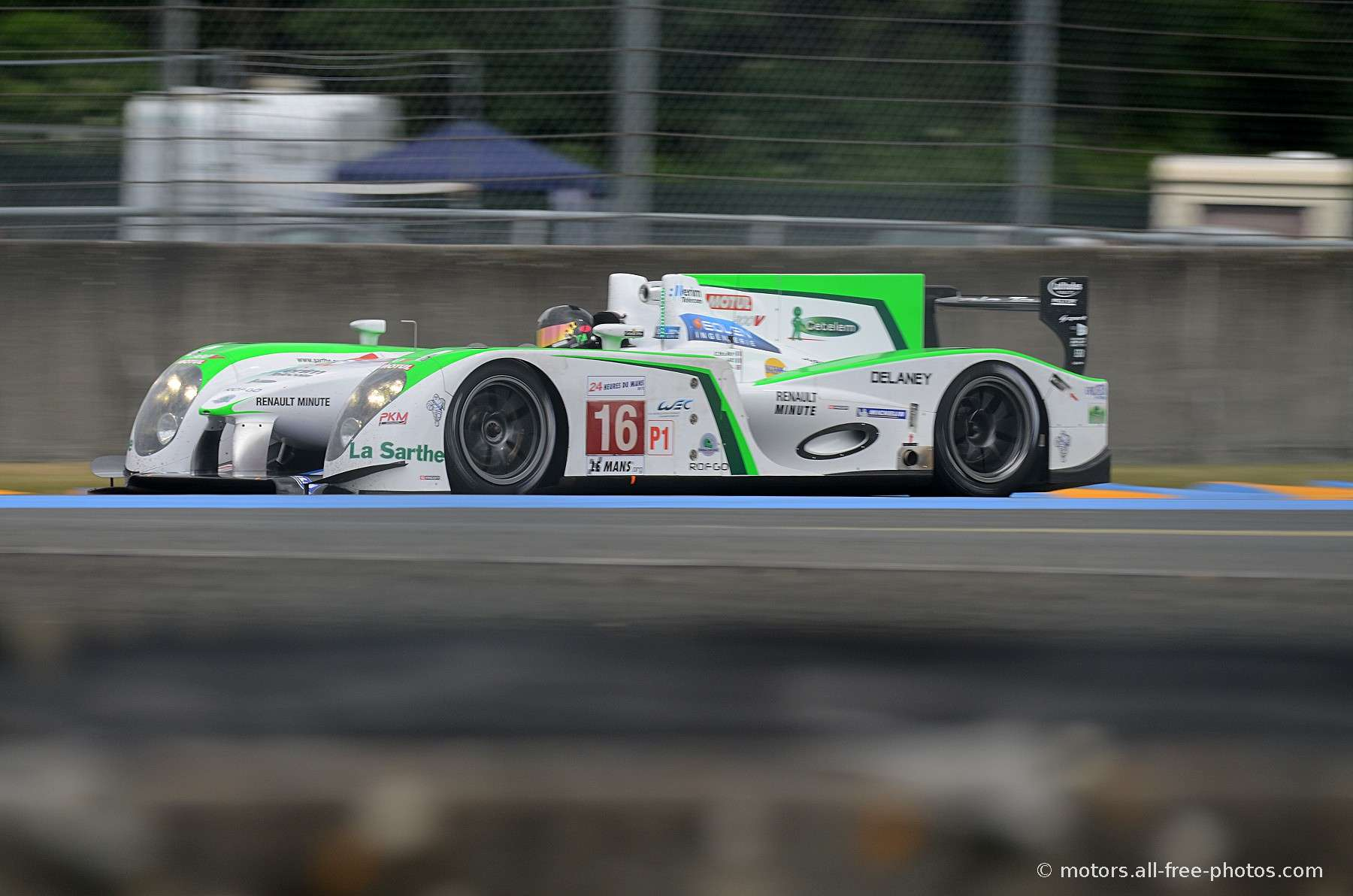 Pescarolo 03-Judd - Team Pescarolo