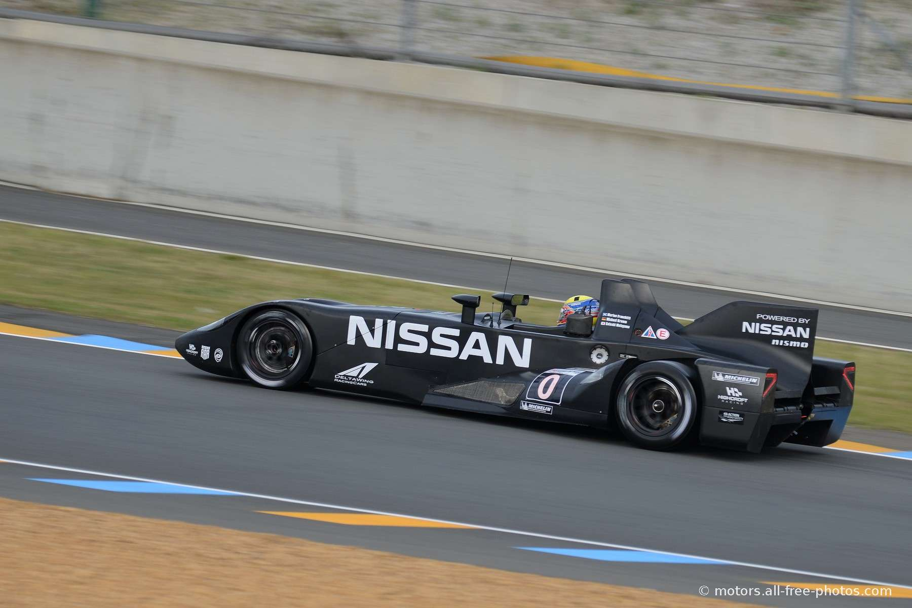Delta Wing Nissan - Team Highcroft Racing