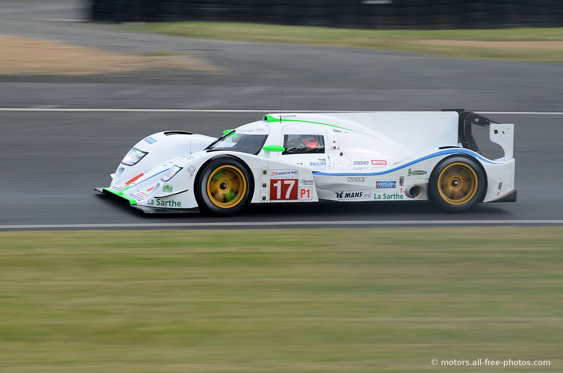 Dome S102.5-Judd - Team Pescarolo