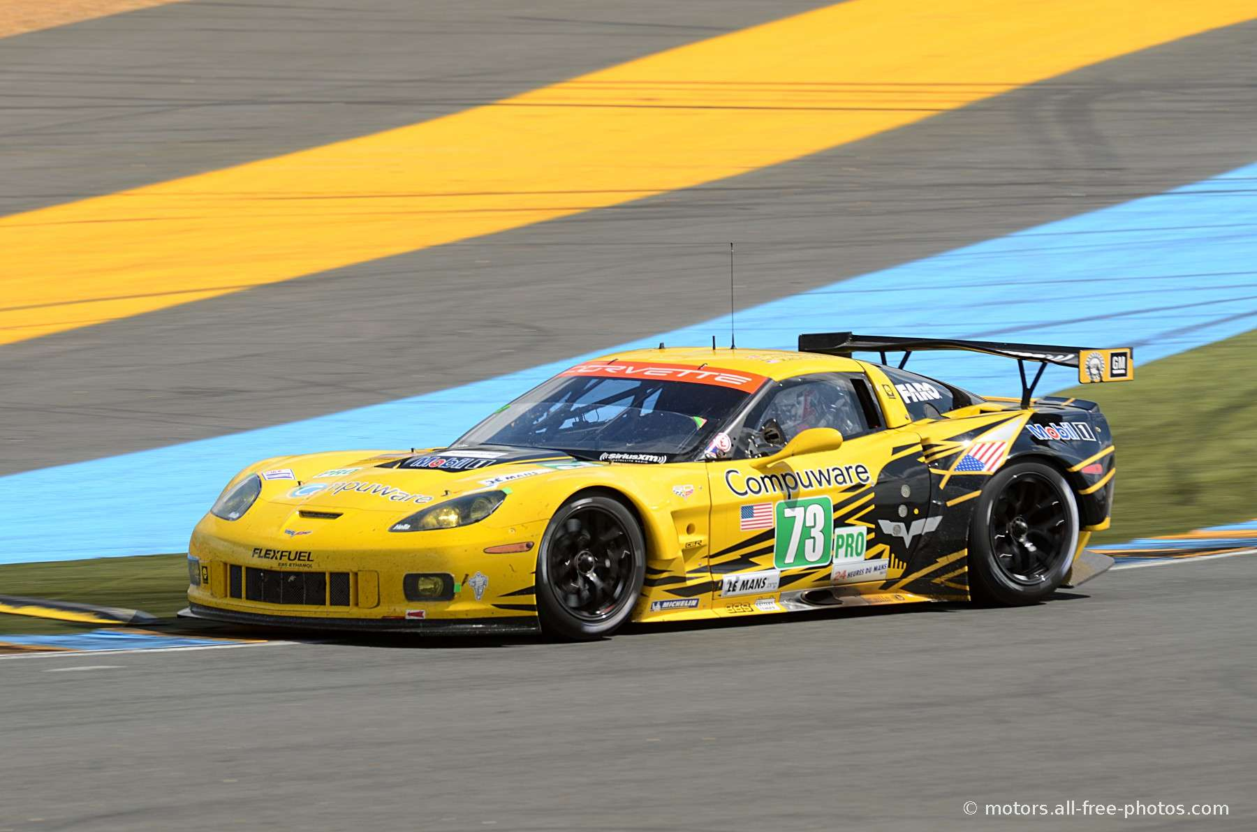 Chevrolet Corvette C6-ZR1 - Team Corvette Racing
