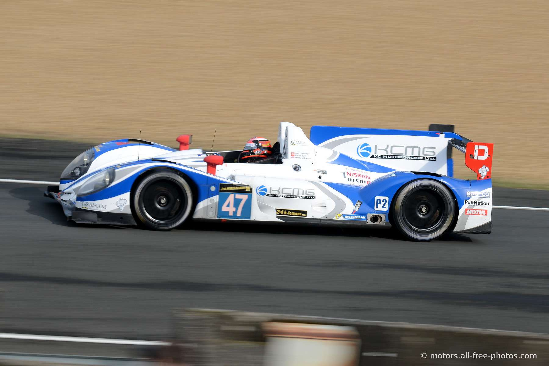 Morgan-Nissan - Team KCMG