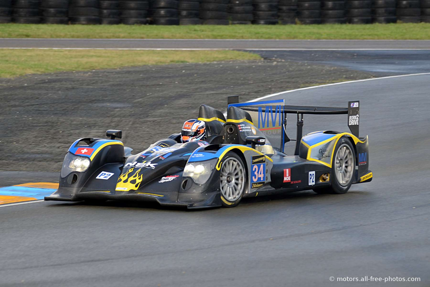 Oreca 03-Judd - Team Race Performance