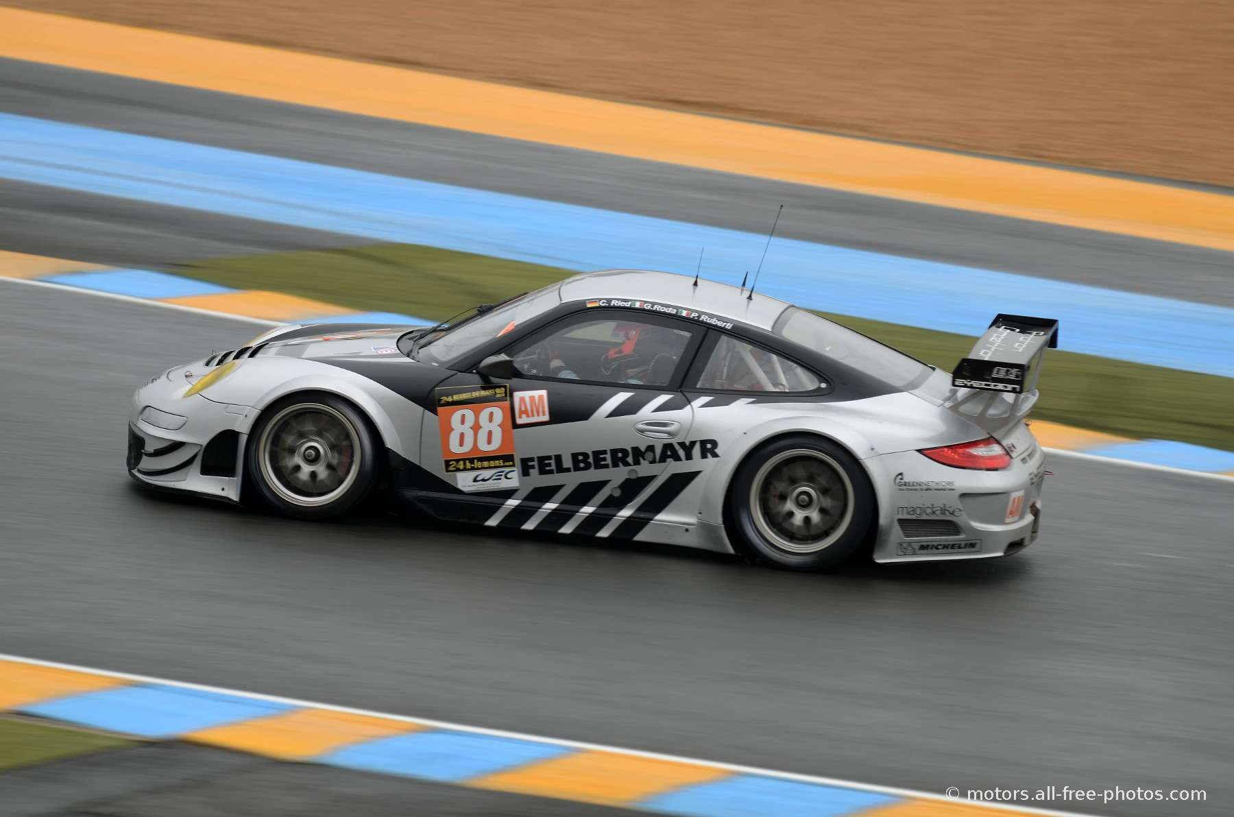 Porsche 911 GT3 RSR - Team Proton Competition