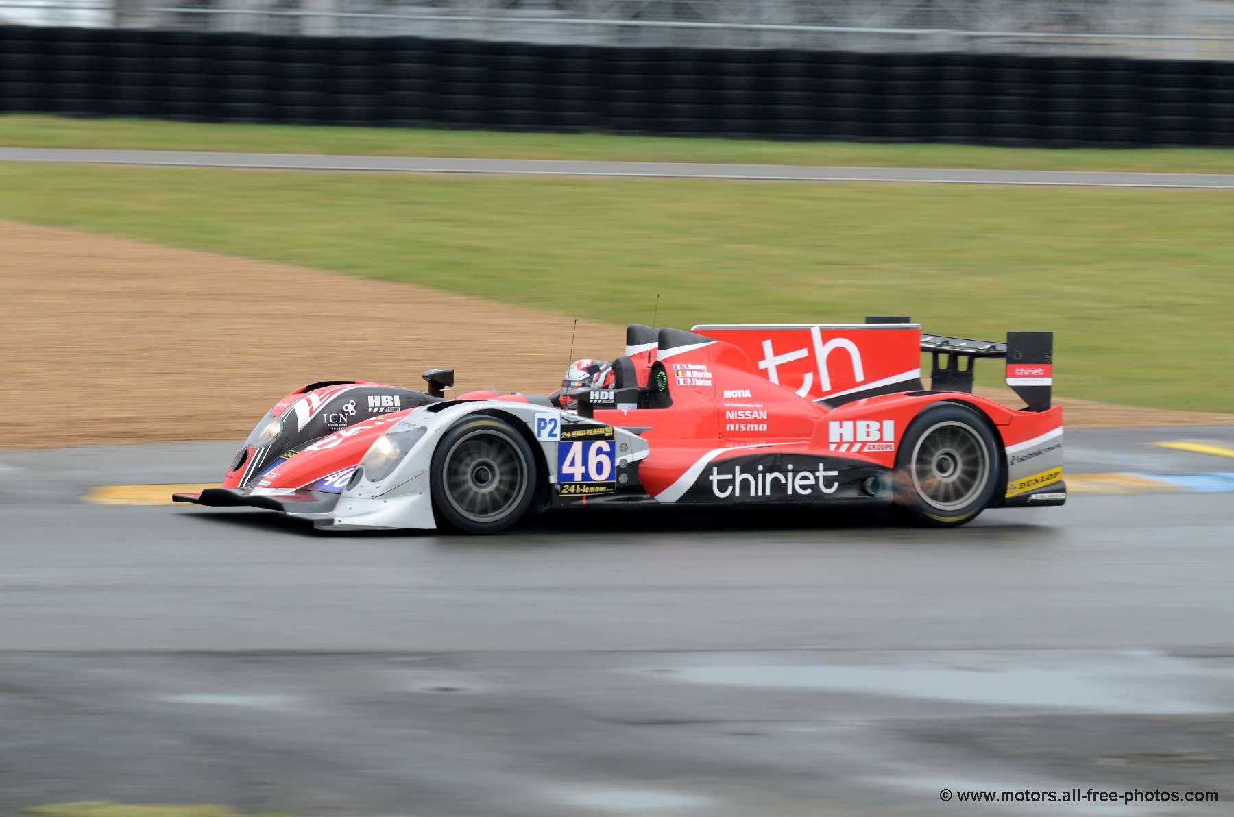 Oreca 03-Nissan - Team Thiriet by TDS Racing