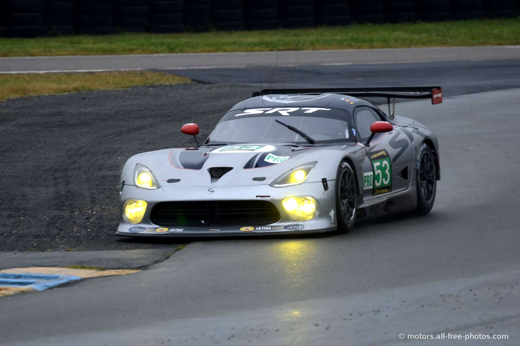 Viper GTS-R - Team SRT Motorsport