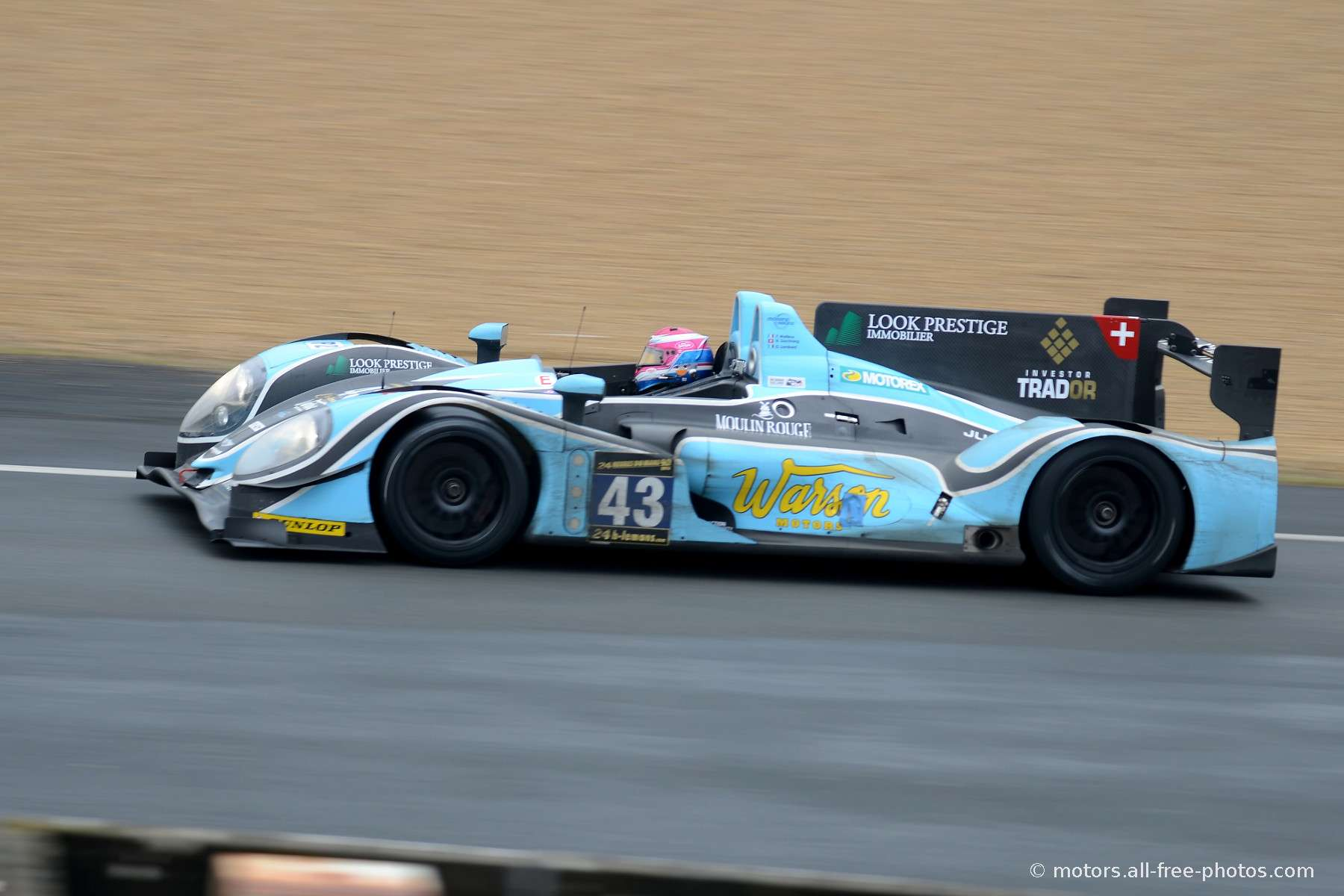 Morgan-Judd - Team Morand Racing