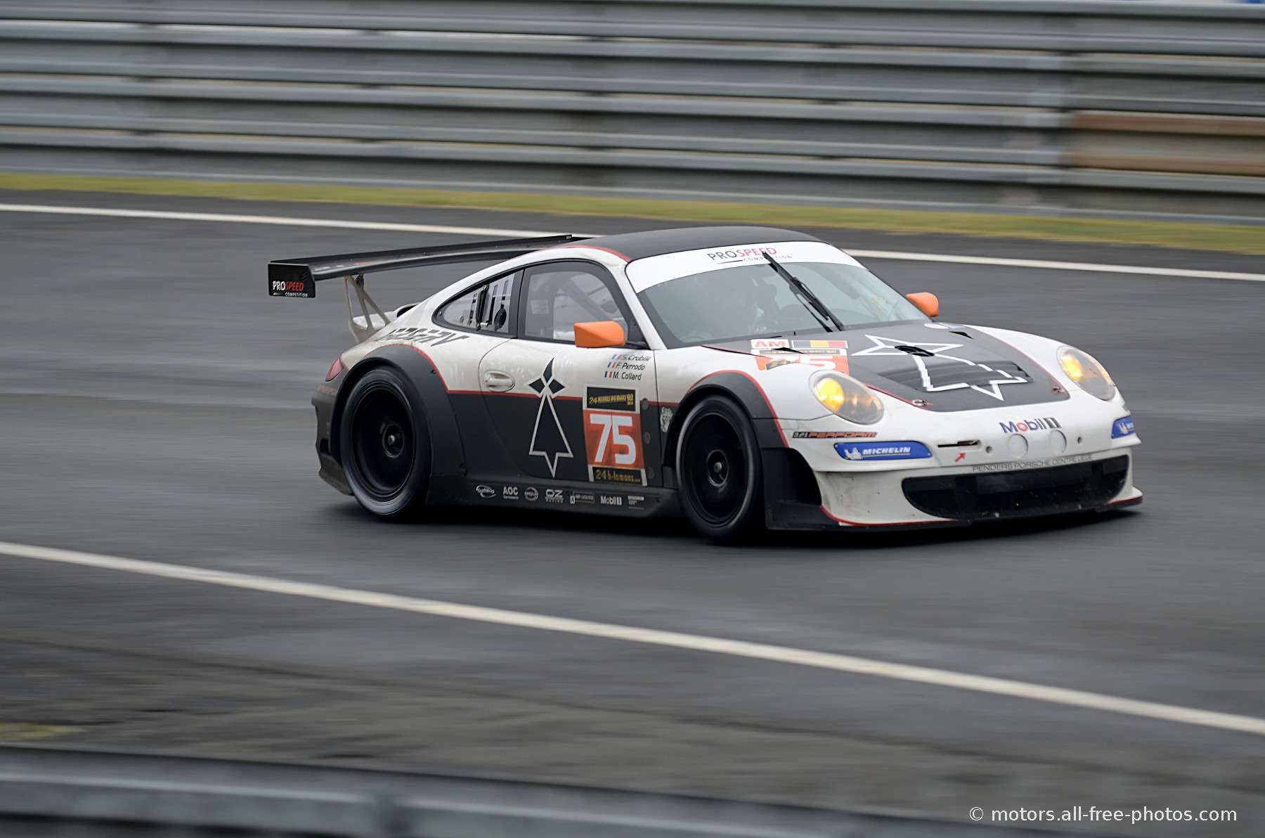 Porsche 911 GT3 RSR - Team Prospeed Competition