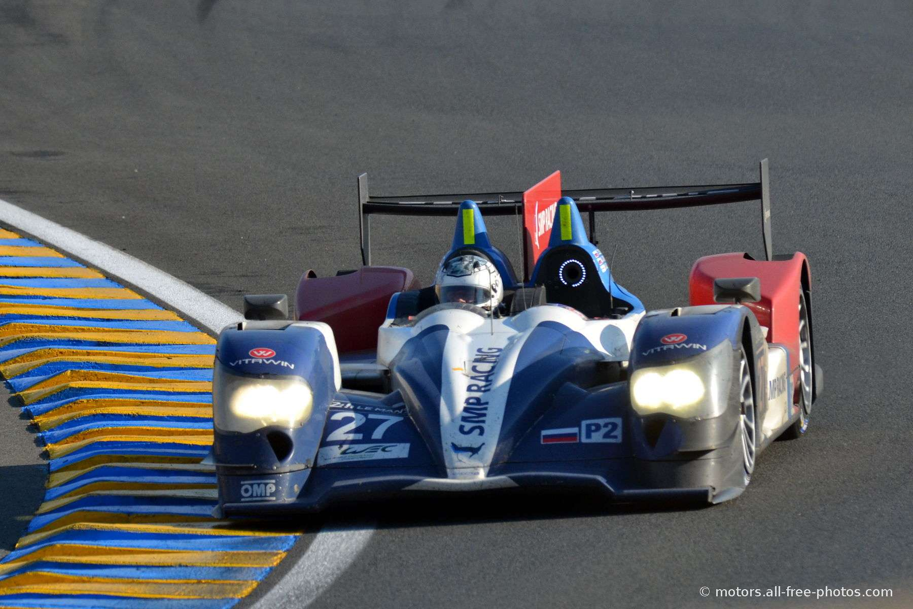 Oreca 03R-Nissan - Team SMP Racing