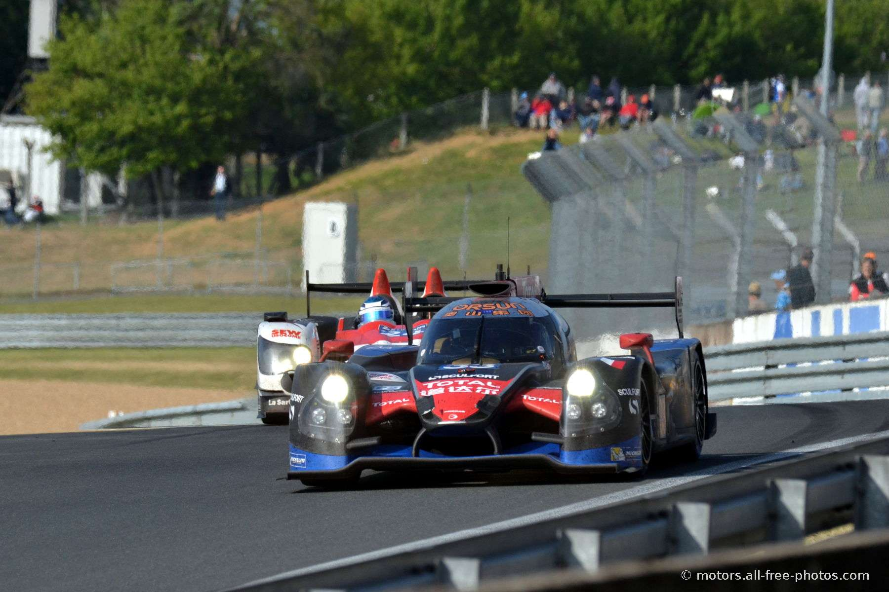 Ligier JS P2-HPD - Team OAK Racing Asia