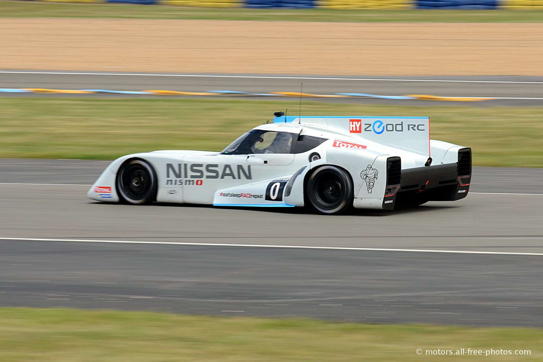 Nissan ZEOD RC - Team Nissan Motorsport Global