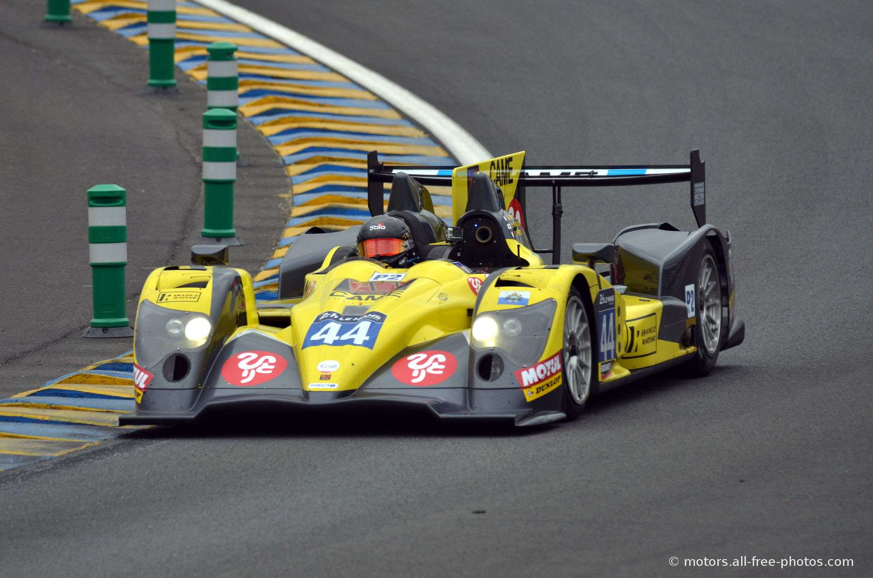 Oreca 03R-Nissan - Team Ibanez Racing