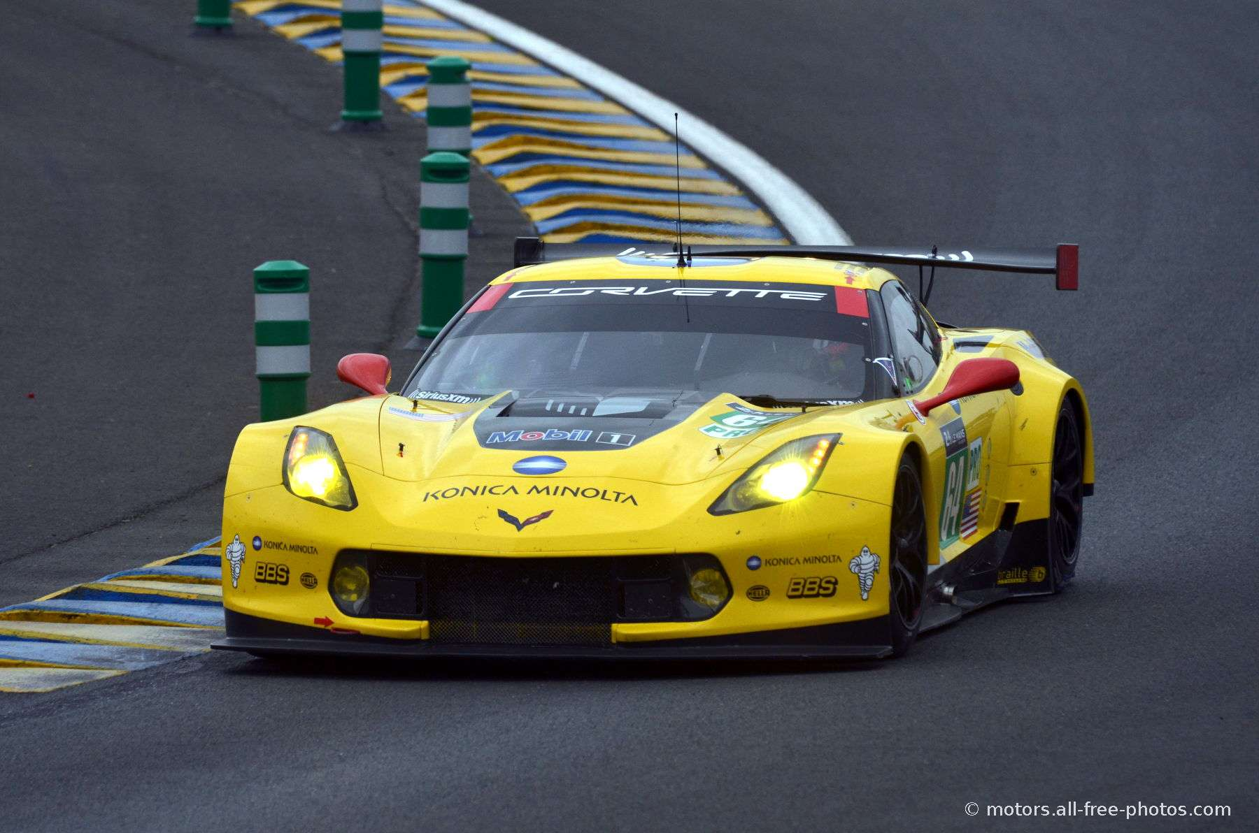 Home Galleries Motorsport Test Day   Le Mans 2015 Chevrolet Corvette