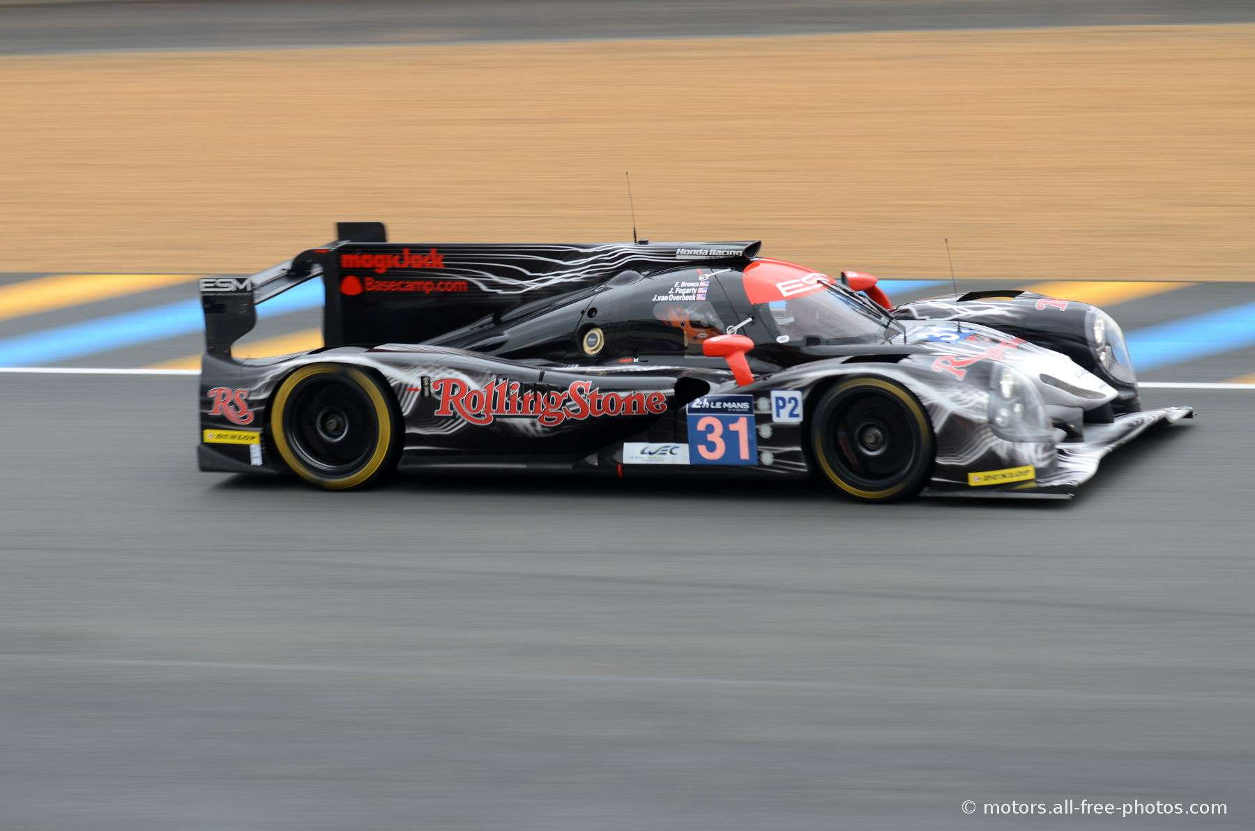 Ligier JS P2-HPD - Team Extreme Speed Motorsport