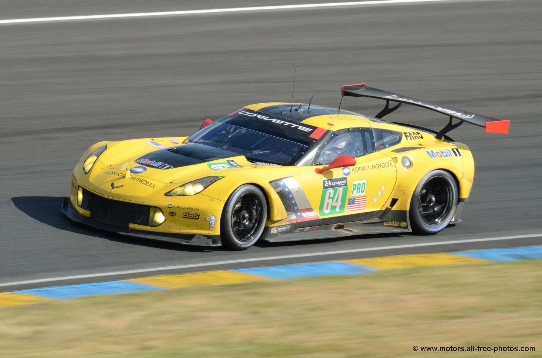 Chevrolet Corvette C7.R - Team Corvette Racing - GM