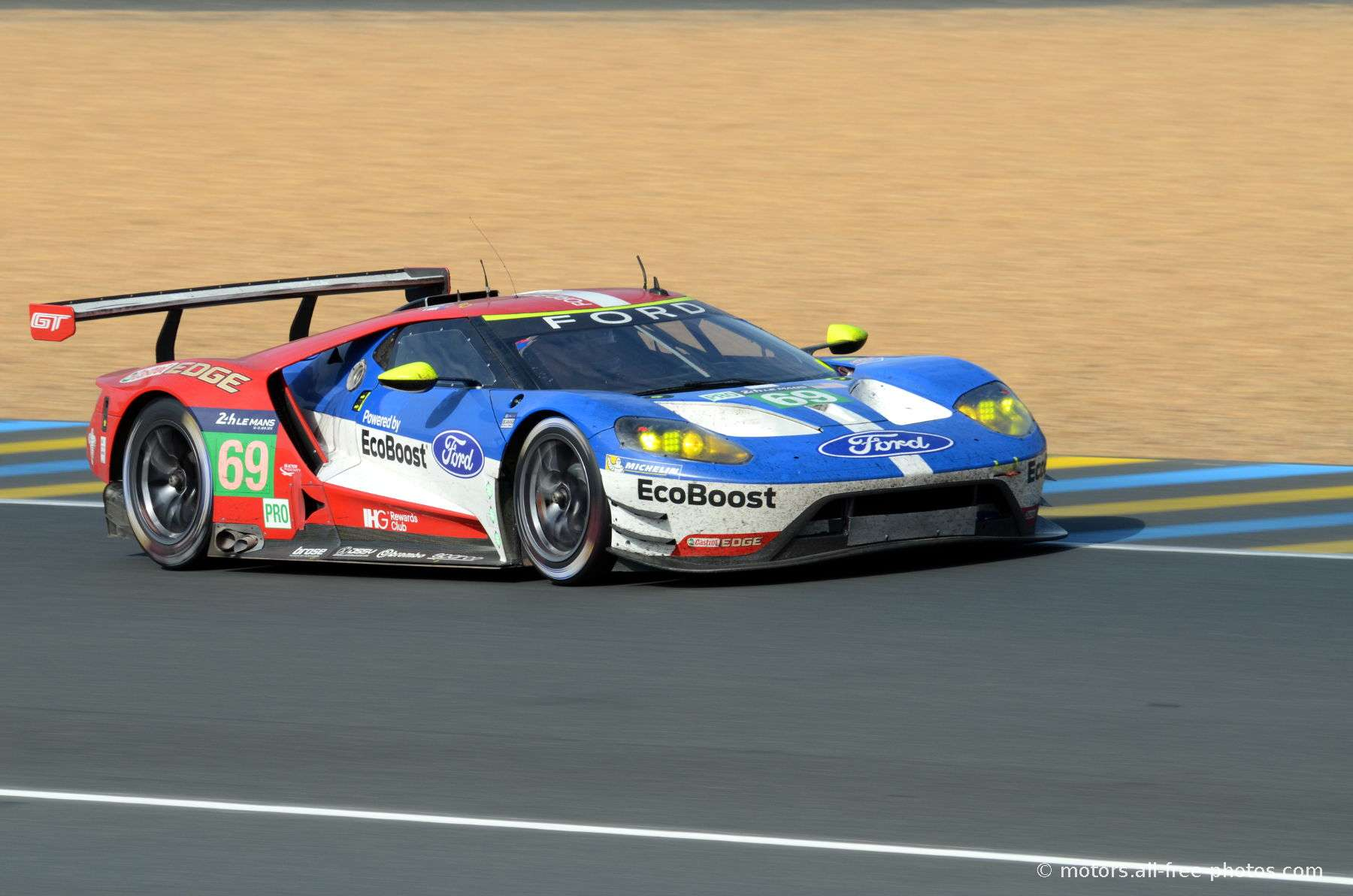 Ford GT - Team Ford Chip Ganassi Team UK