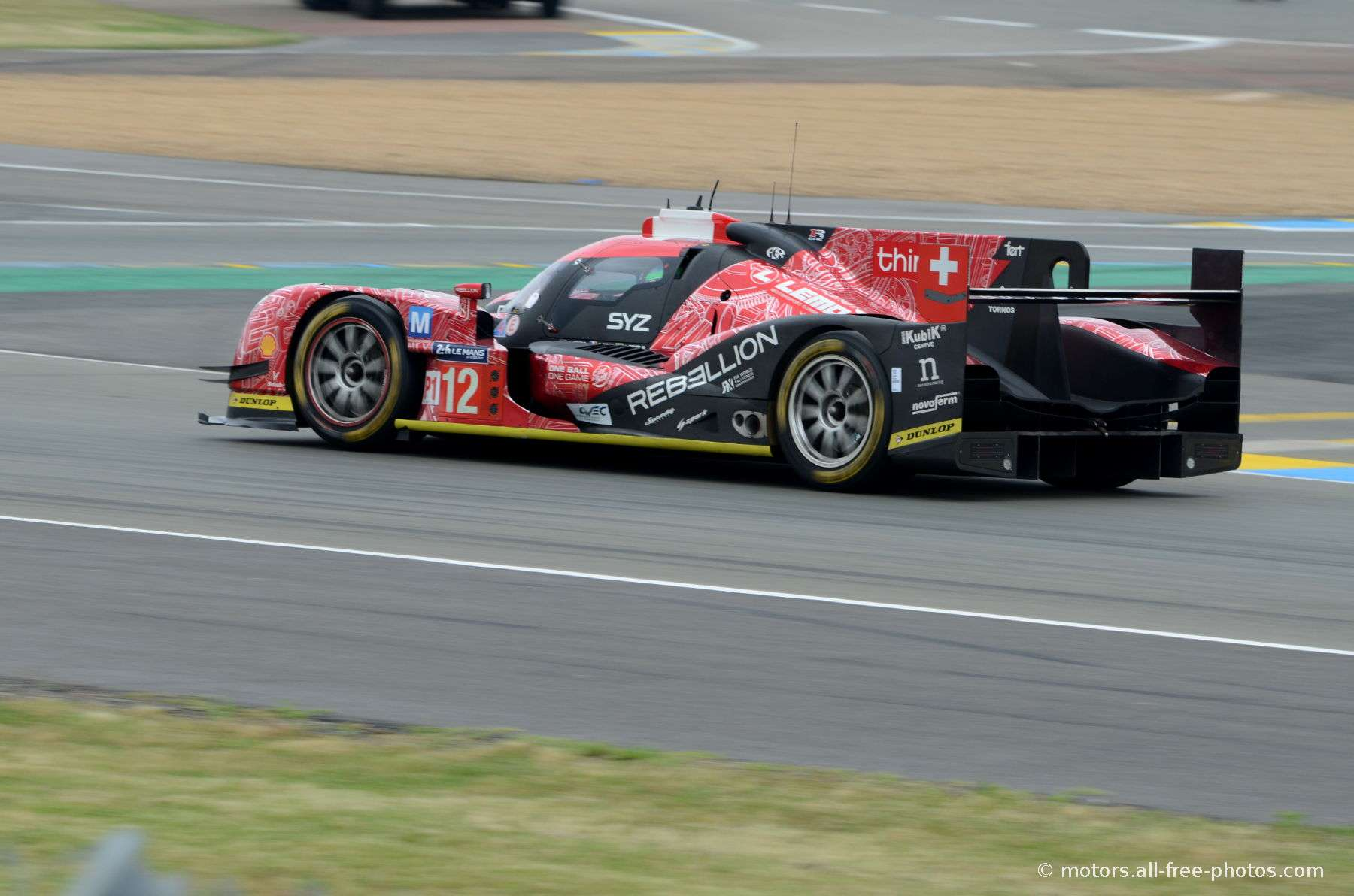 Rebellion R-One-AER - Team Rebellion Racing