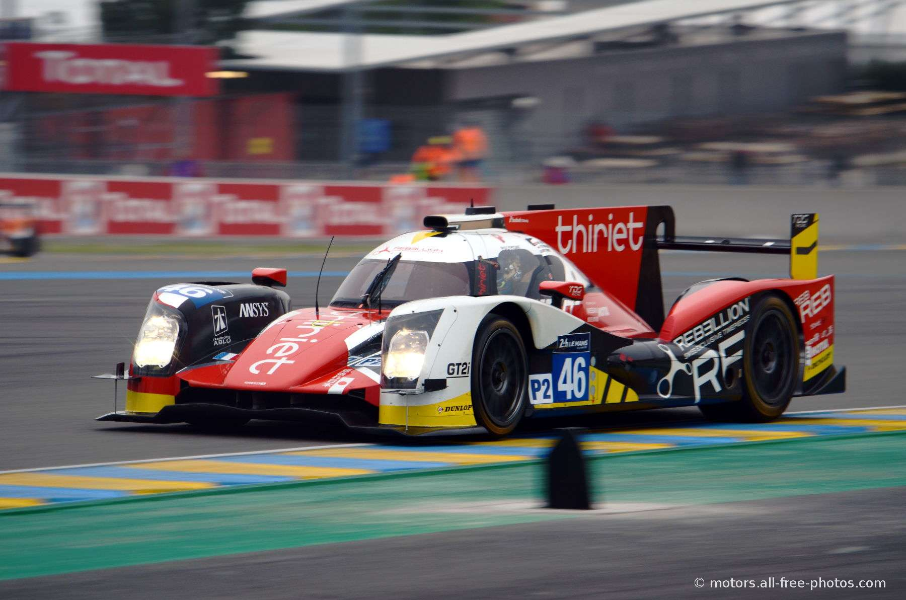 Oreca 05-Nissan - Team Thiriet by TDS Racing