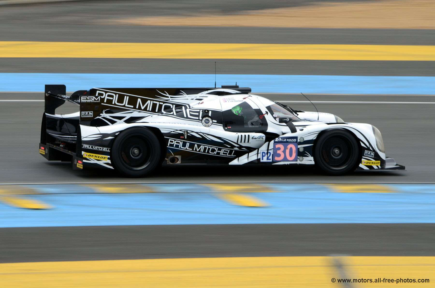 Ligier JS P2-Nissan - Team Extreme Speed Motorsport