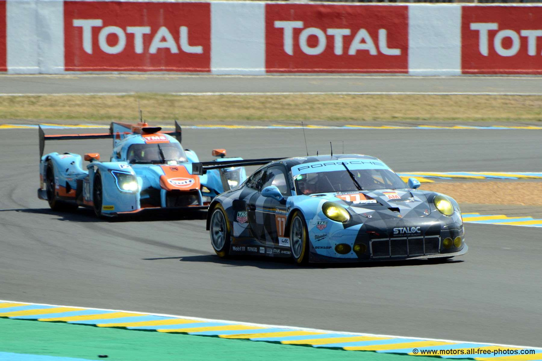 Porsche 911 RSR - Team Demsey-Proton Racing