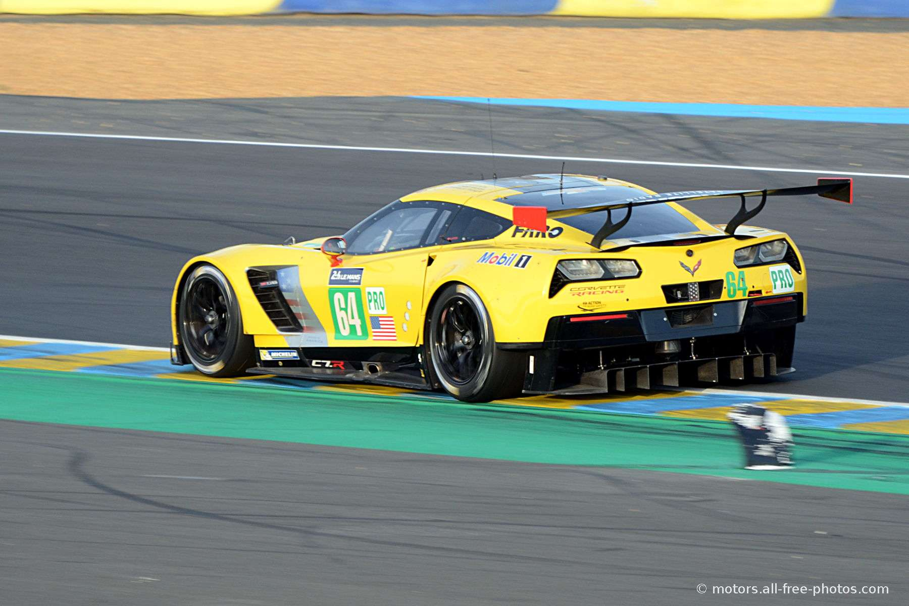 Chevrolet Corvette C7.R - Team Corvette Racing GM