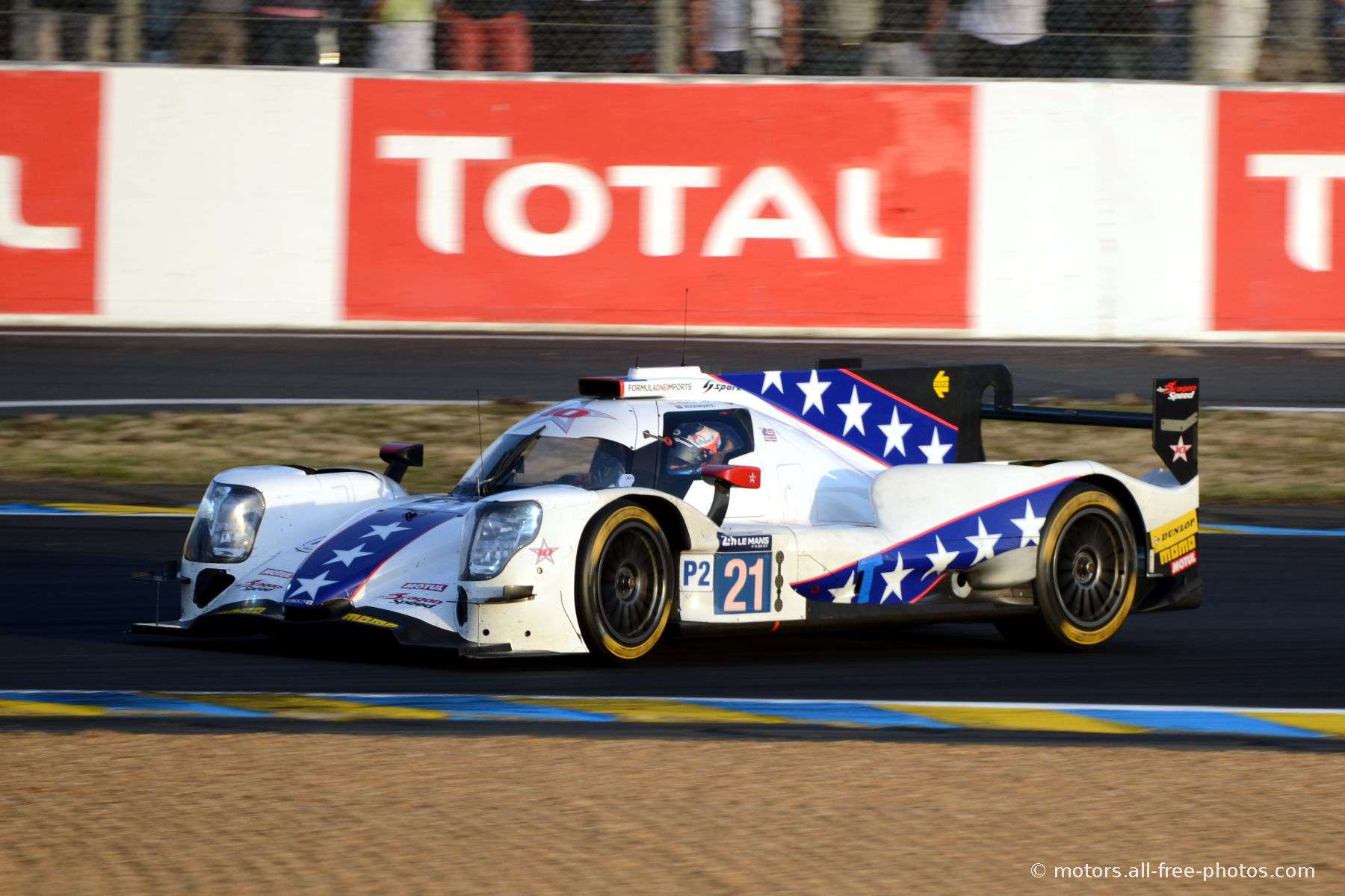 Oreca 07-Gibson - Team Dragonspeed - 10 Star